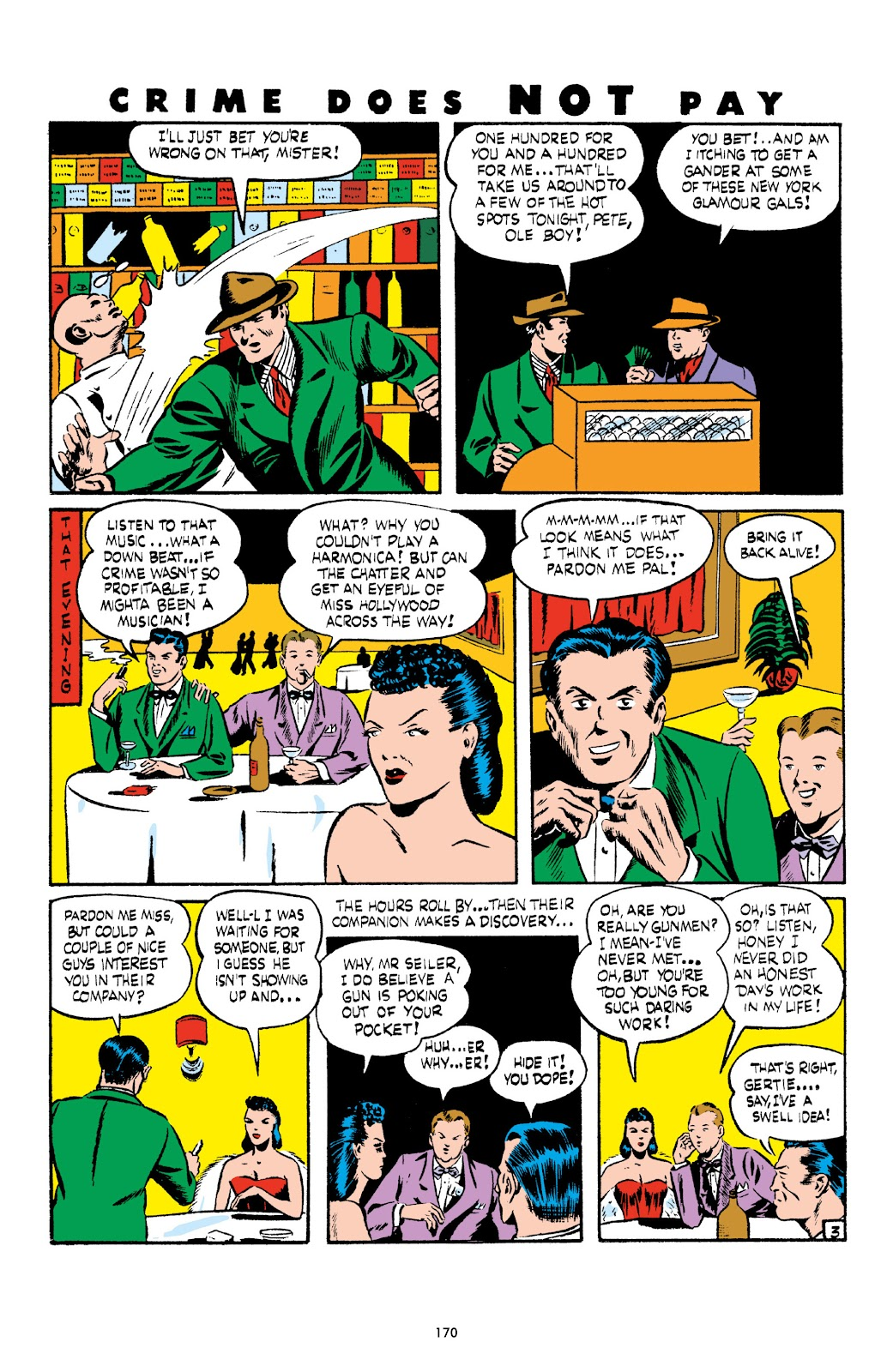 Read online Crime Does Not Pay Archives comic -  Issue # TPB 3 (Part 2) - 70