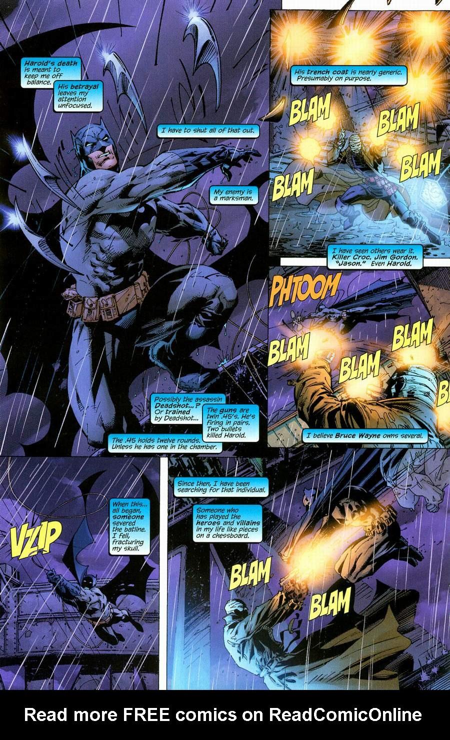 Read online Batman: Hush comic -  Issue #12 - 6