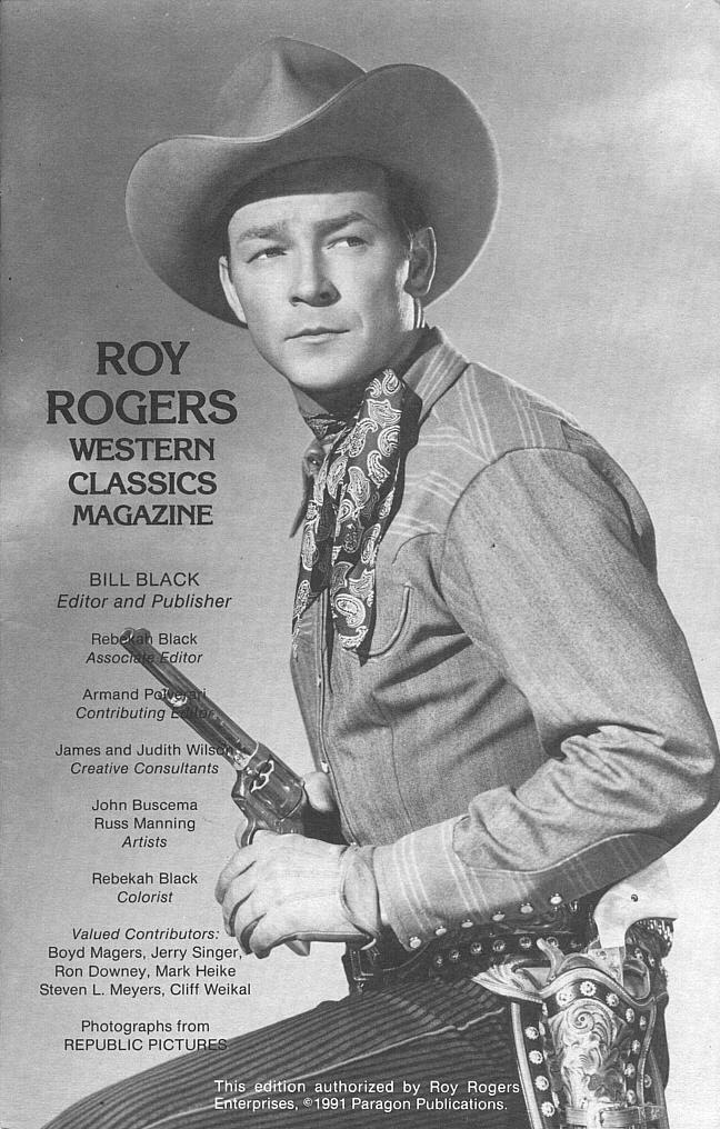 Read online Roy Rogers comic -  Issue #3 - 3