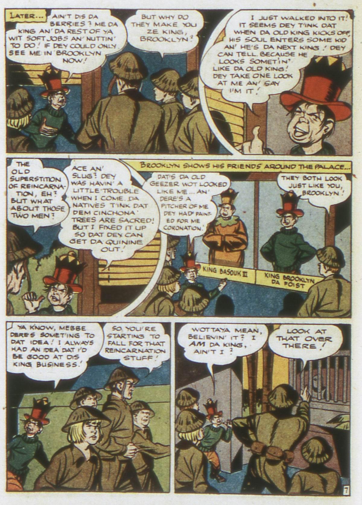 Read online Detective Comics (1937) comic -  Issue #87 - 52