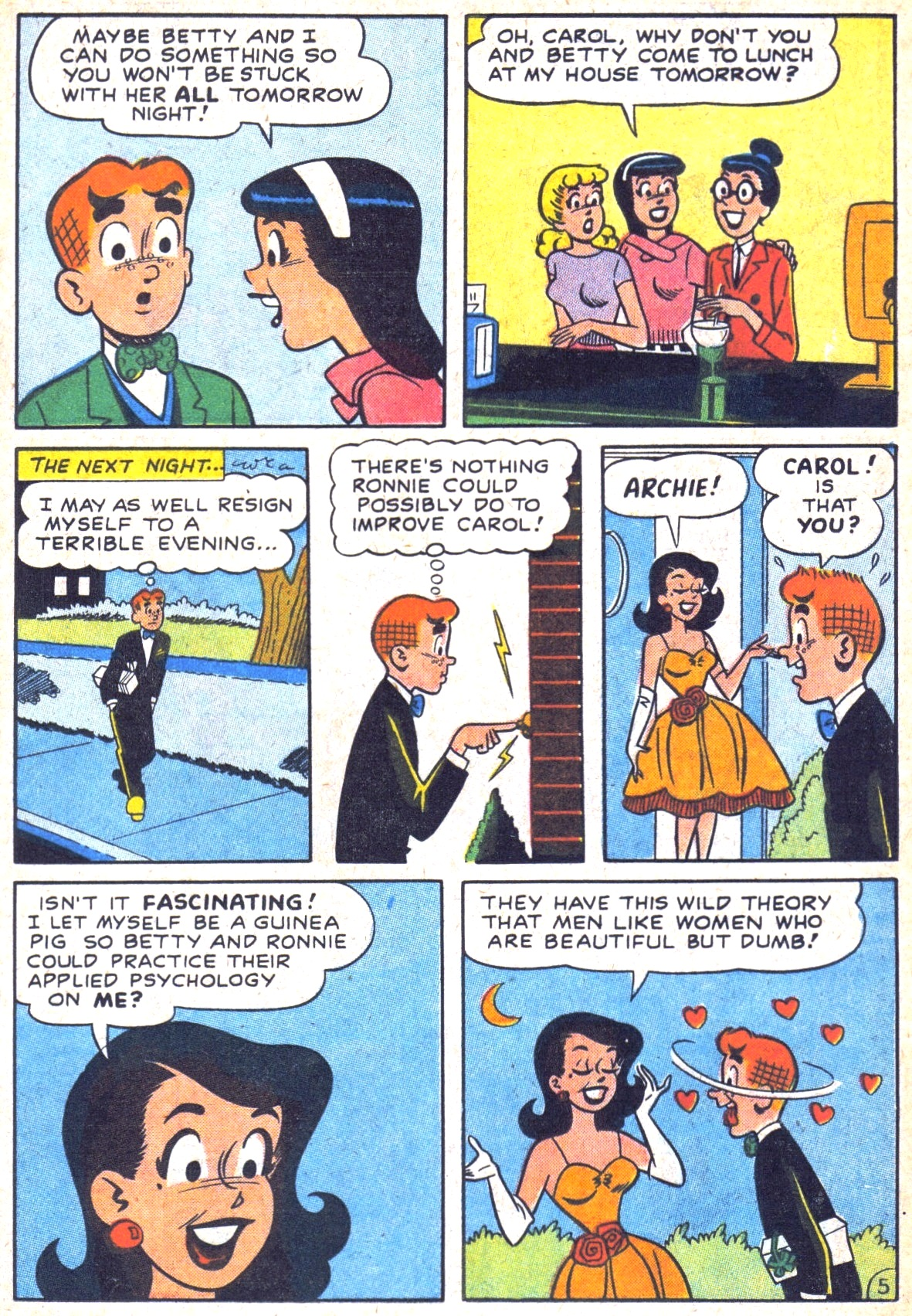 Read online Archie (1960) comic -  Issue #118 - 17