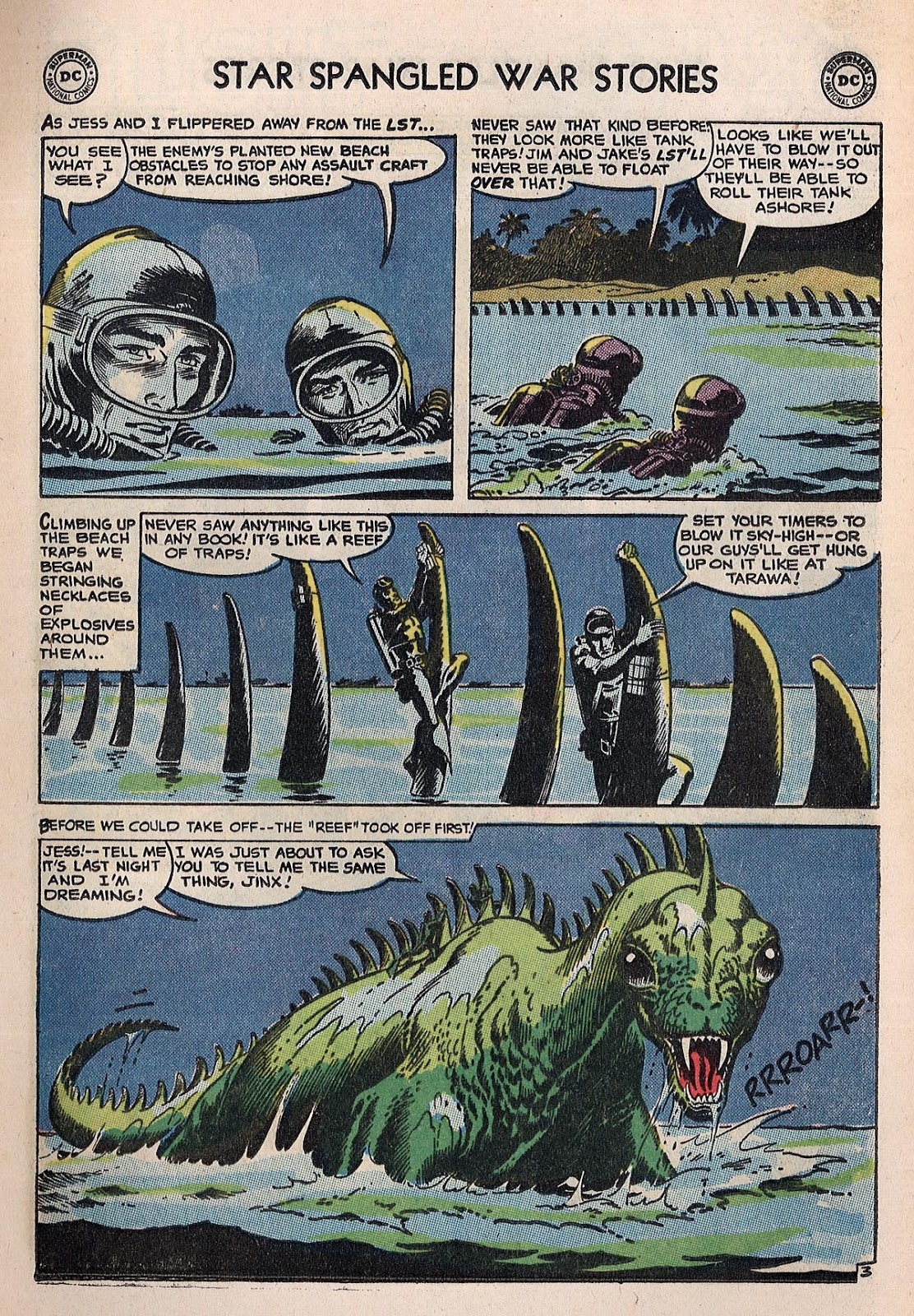 Star Spangled War Stories (1952) issue 122 - Page 5