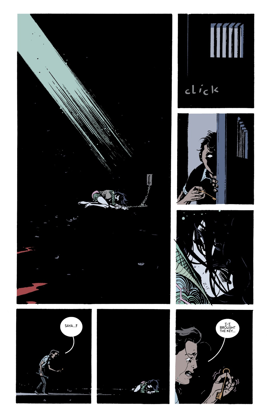 Read online Deadly Class comic -  Issue #37 - 8
