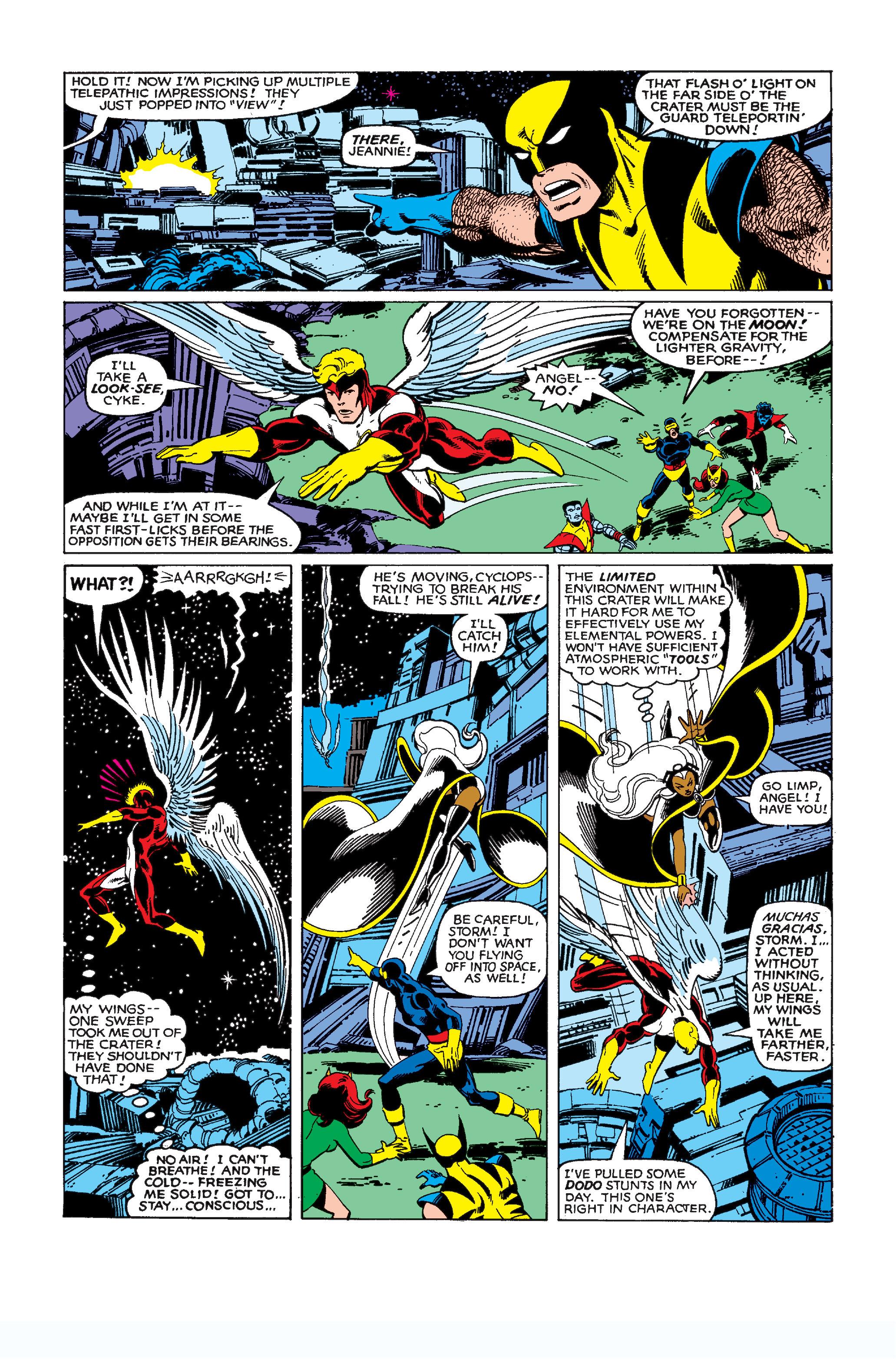 Uncanny X-Men (1963) 137 Page 13