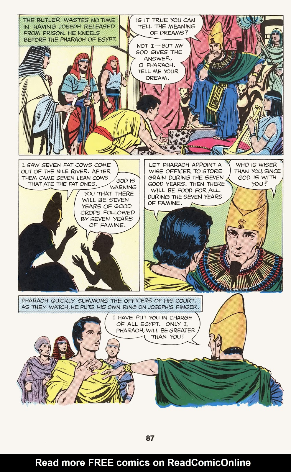 The Picture Bible issue TPB (Part 1) - Page 89