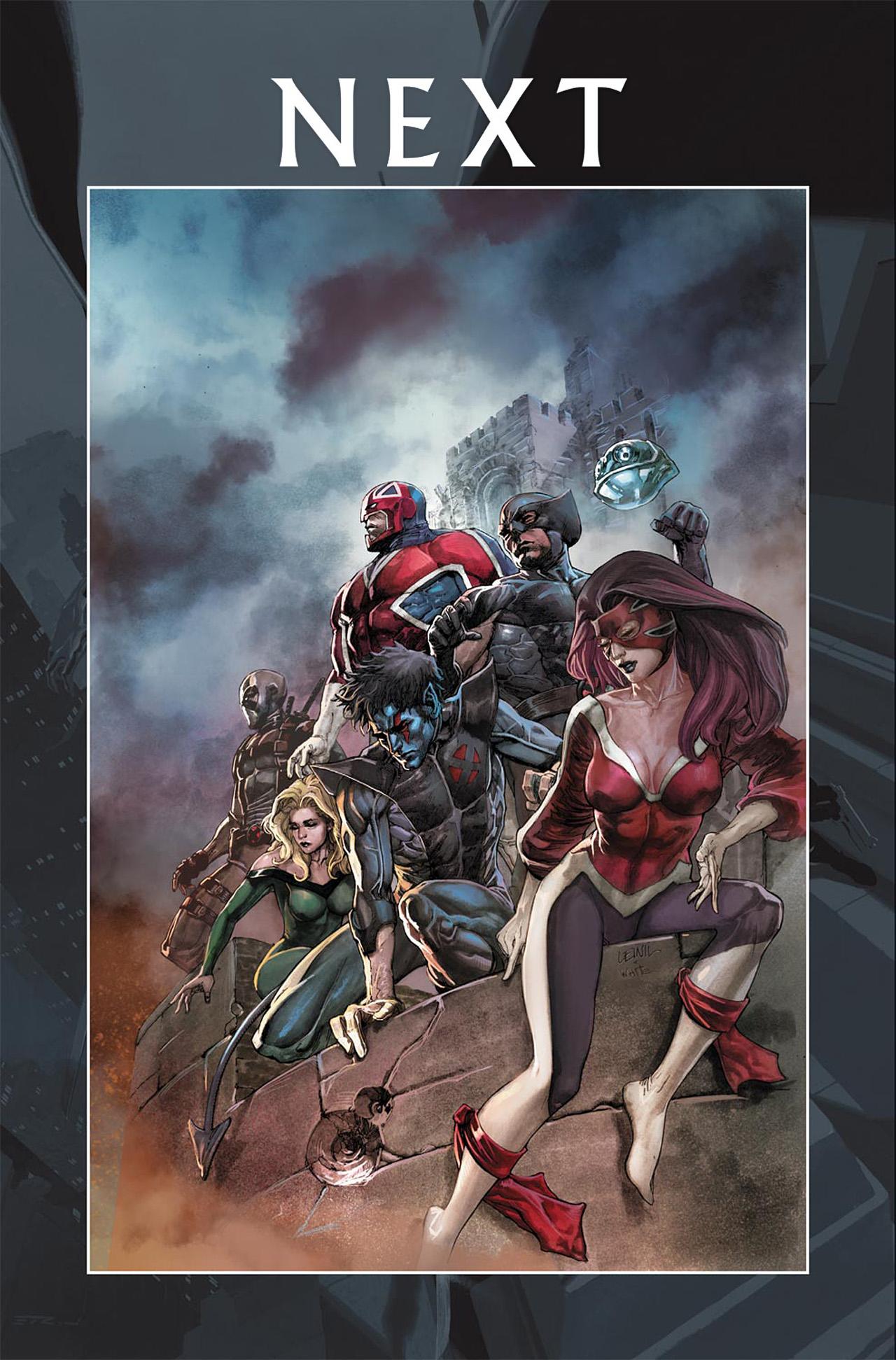 Uncanny X-Force (2010) #22 #24 - English 22