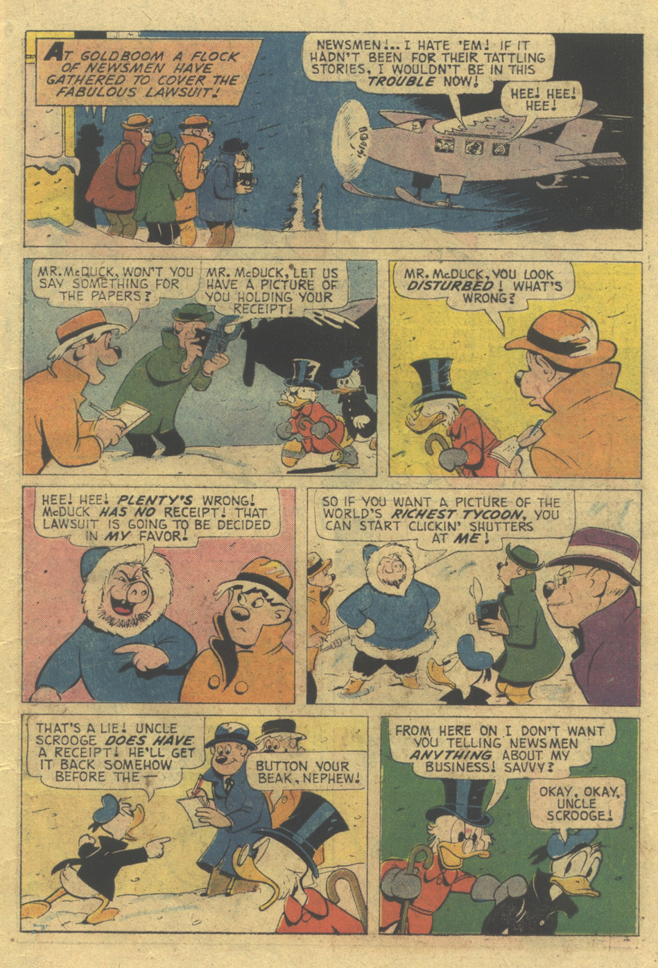 Read online Uncle Scrooge (1953) comic -  Issue #124 - 15