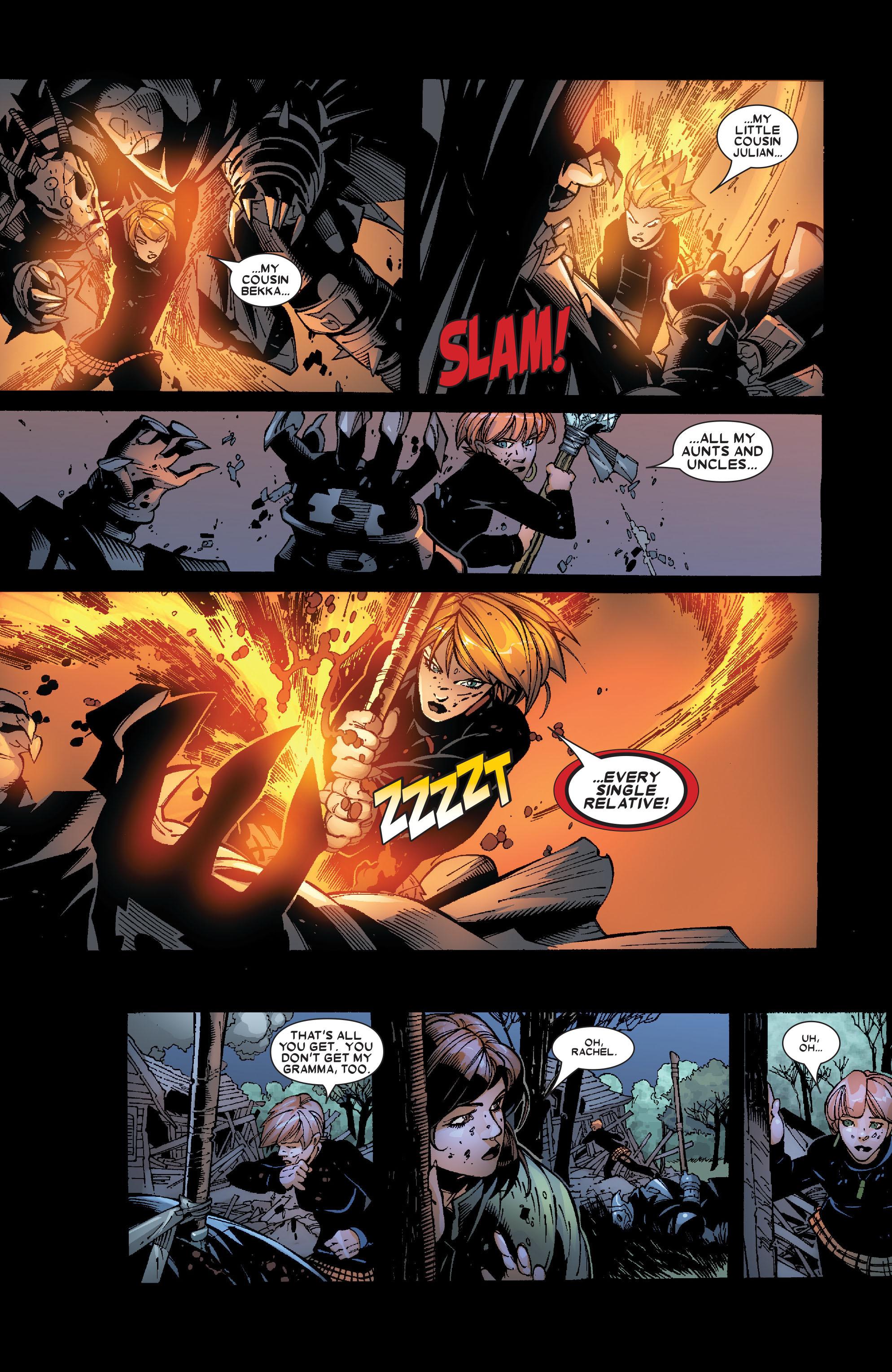 Read online Uncanny X-Men (1963) comic -  Issue #468 - 6