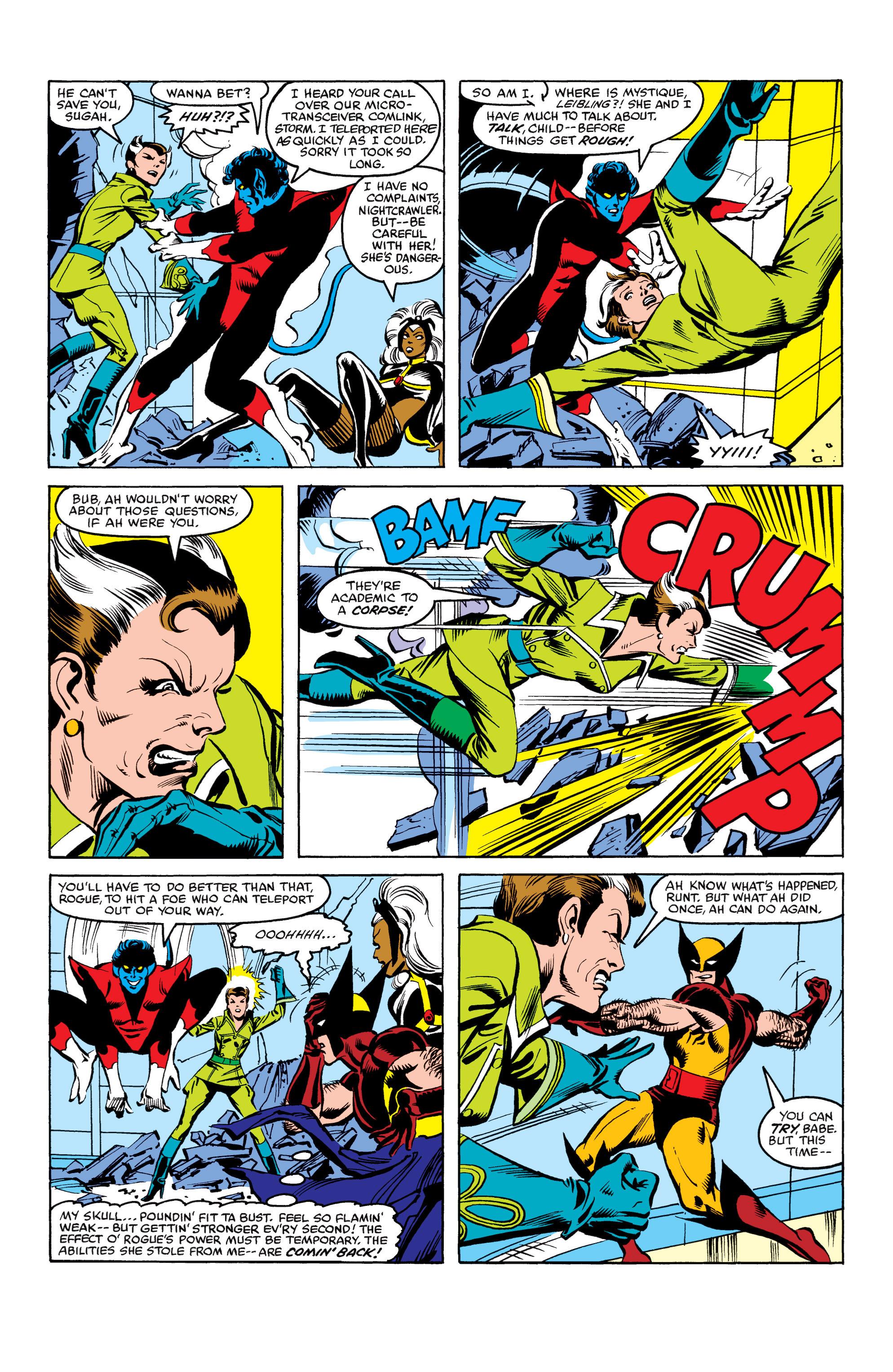 Read online Uncanny X-Men (1963) comic -  Issue #158 - 17