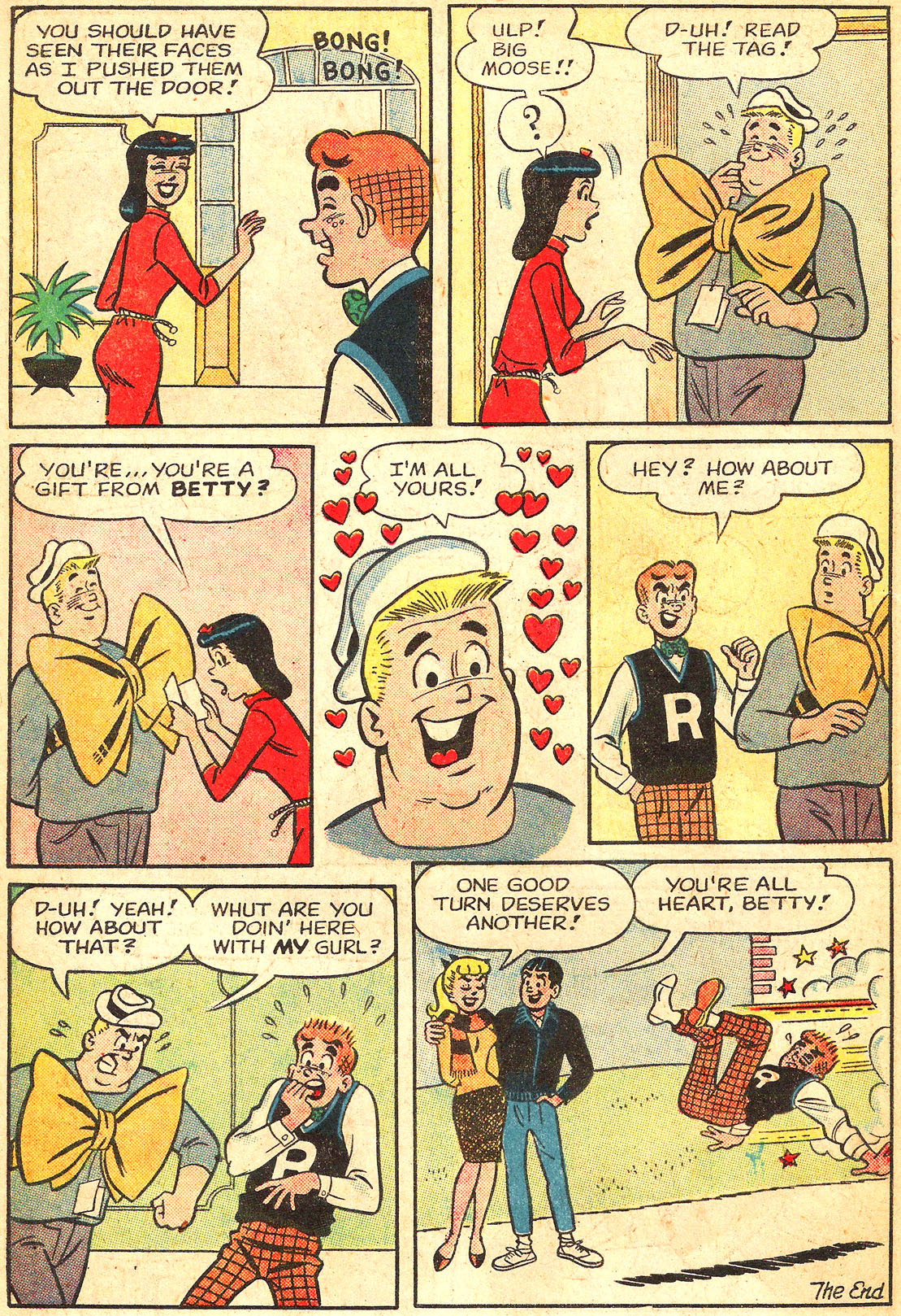 Read online Archie's Girls Betty and Veronica comic -  Issue #87 - 18