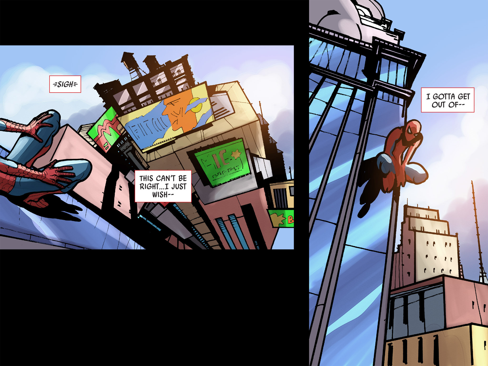 Read online Amazing Spider-Man: Who Am I? comic -  Issue # Full (Part 2) - 35