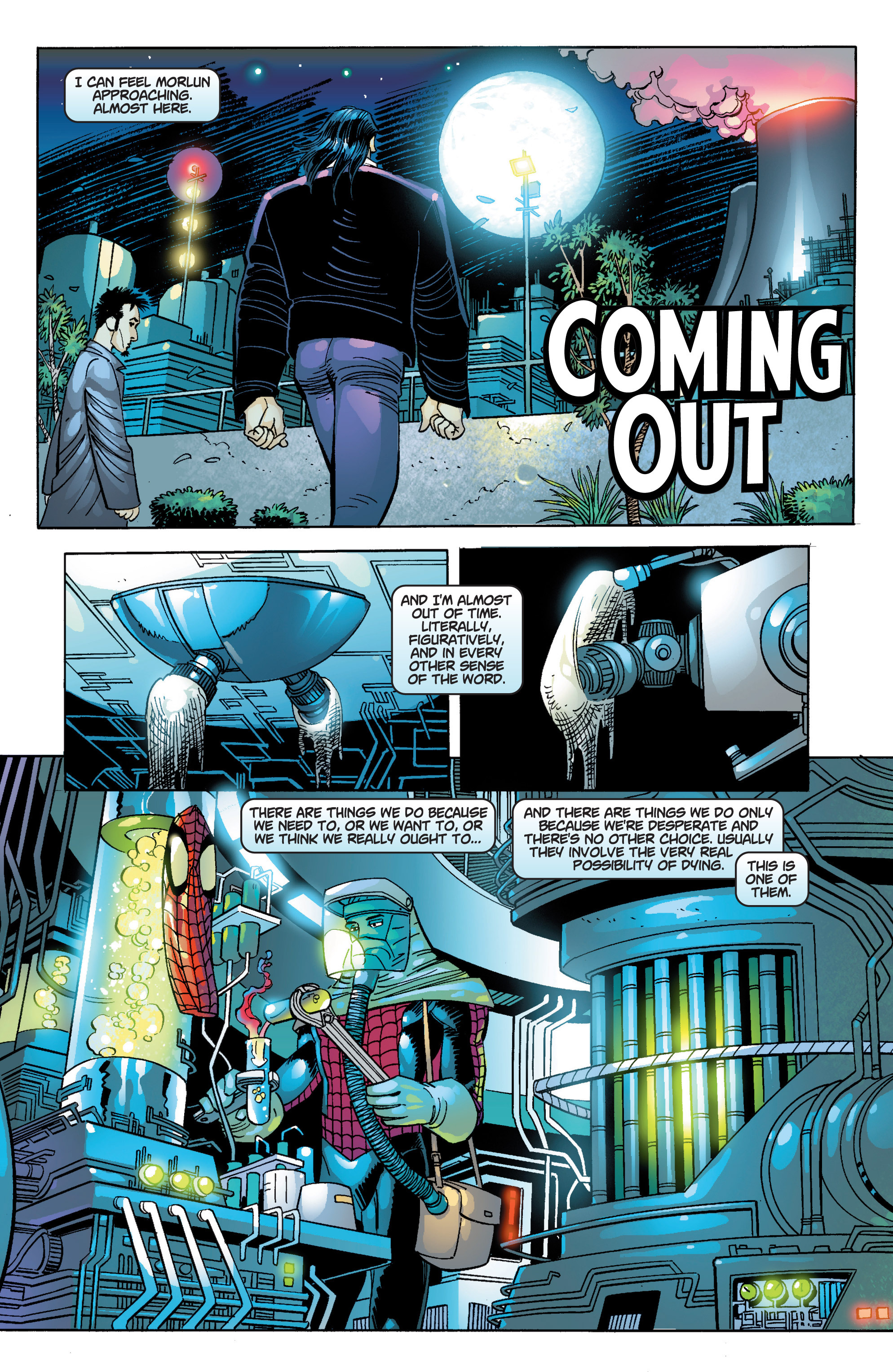 The Amazing Spider-Man (1999) 35 Page 1