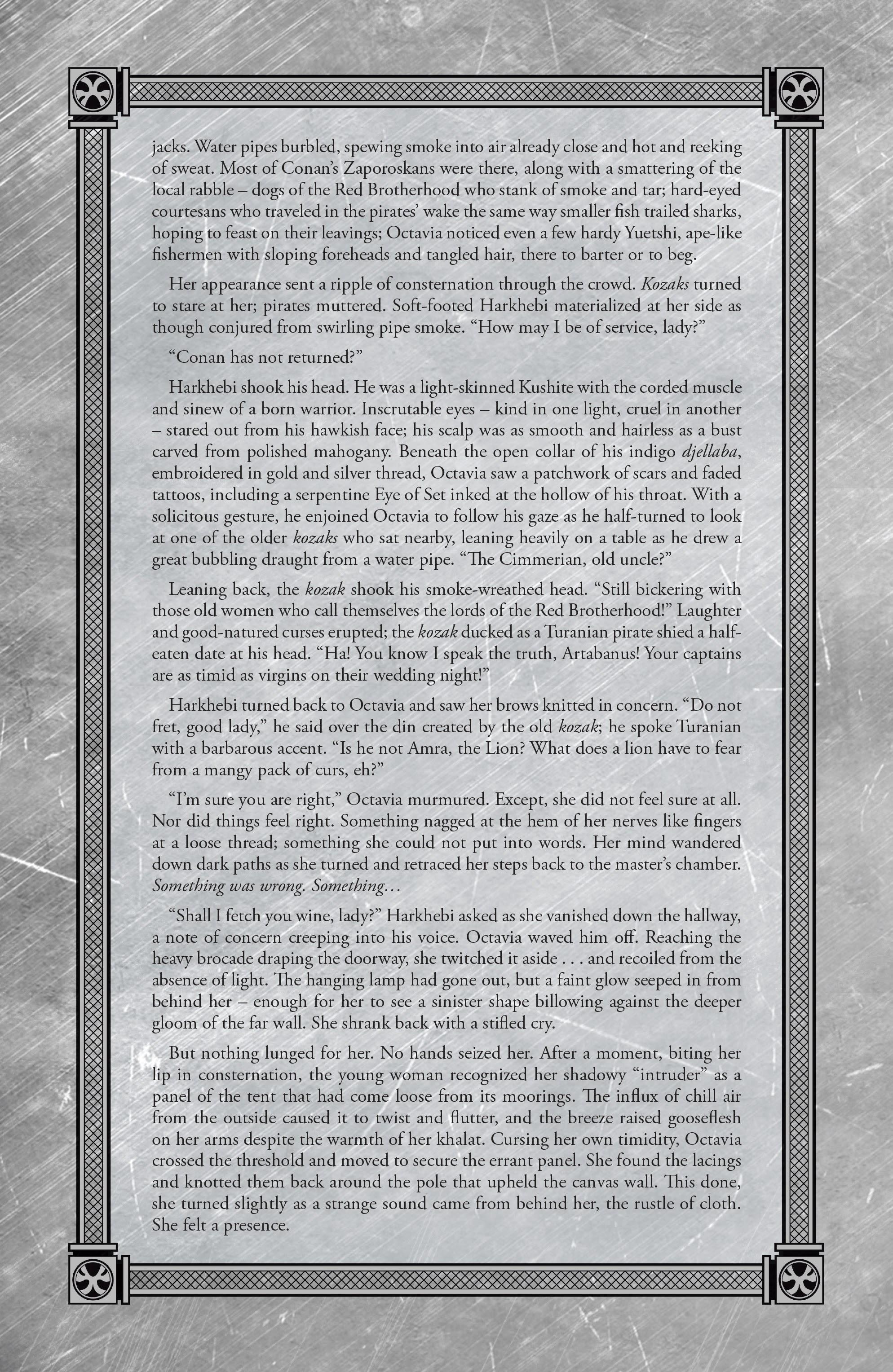 Read online Savage Sword of Conan comic -  Issue #3 - 25
