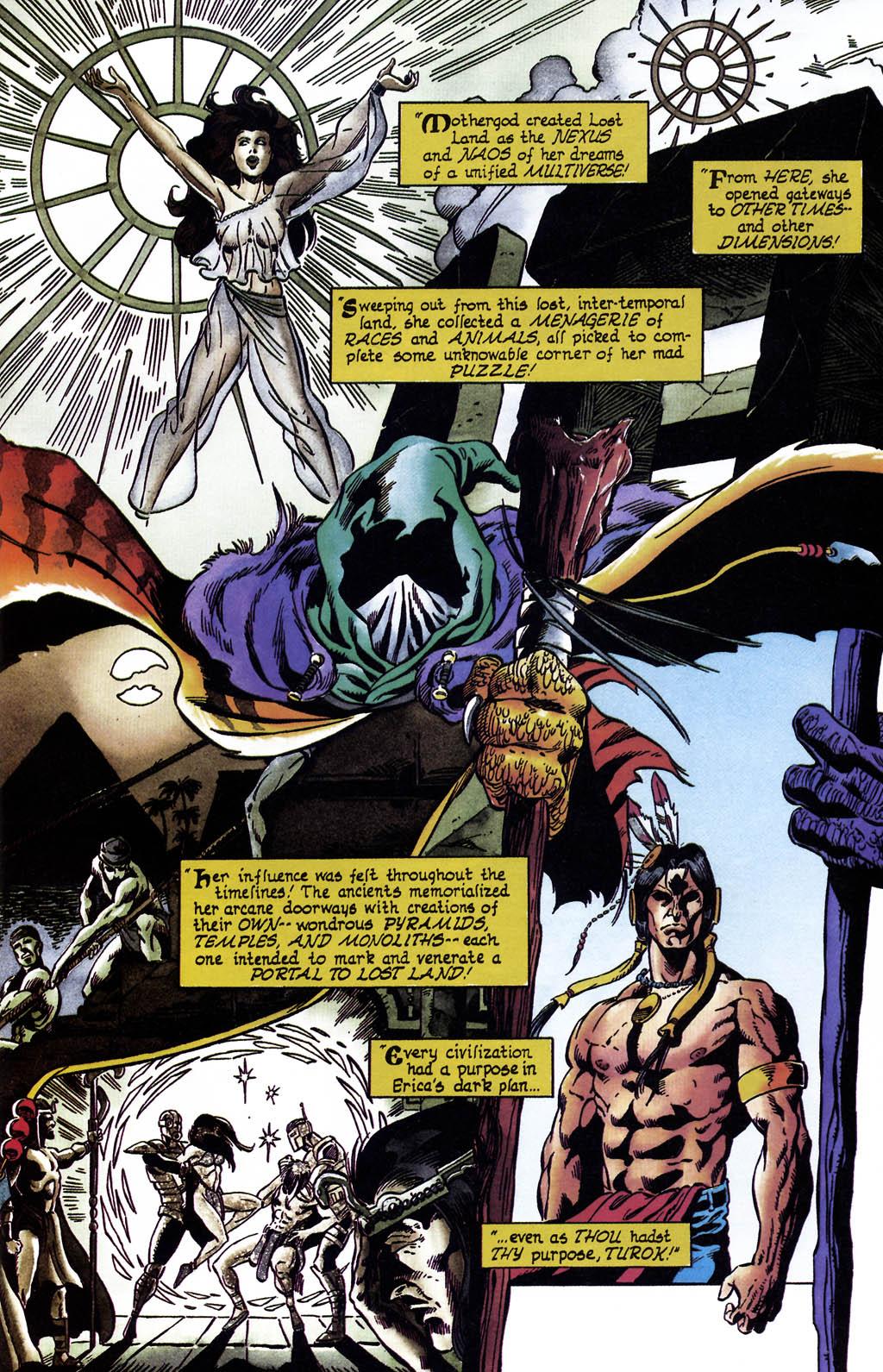 Read online Turok, Dinosaur Hunter (1993) comic -  Issue #36 - 20
