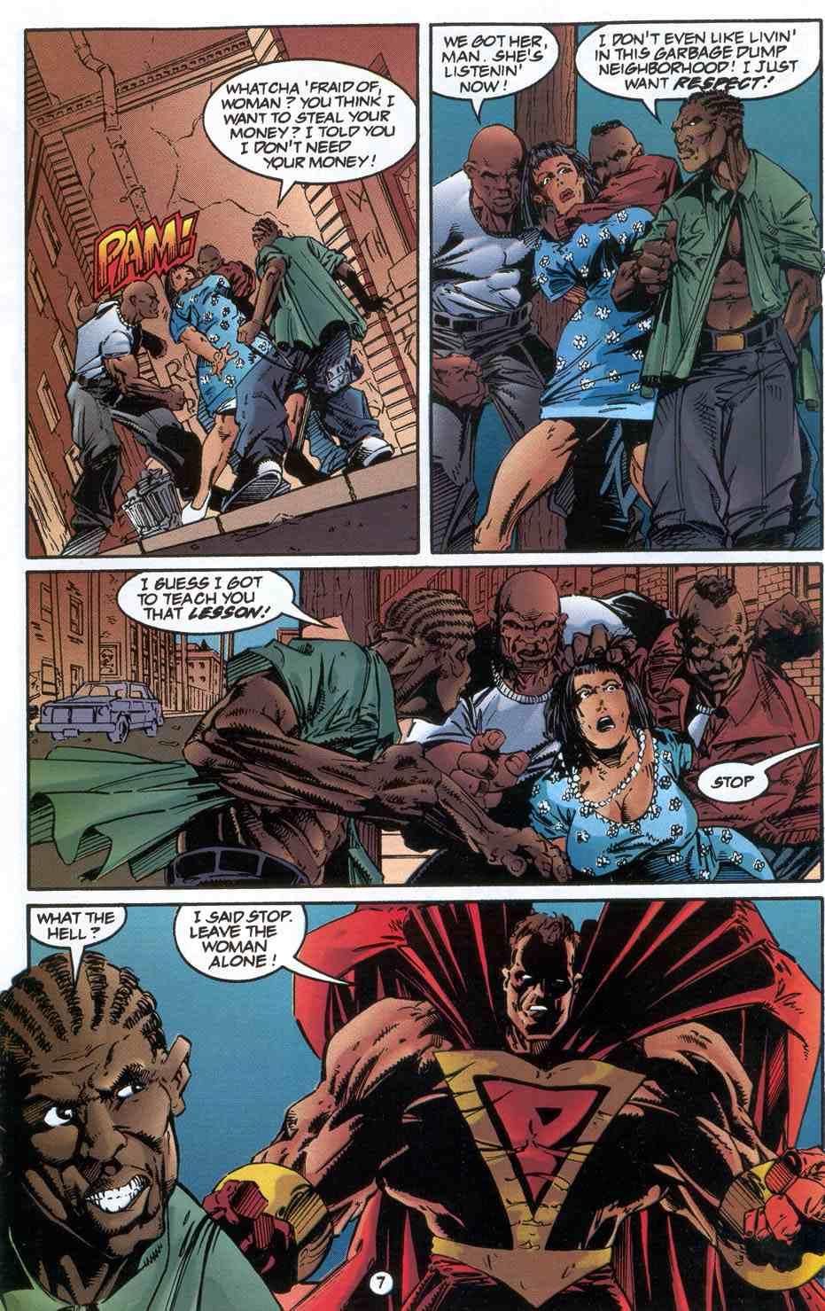 Read online Ultraverse Premiere comic -  Issue #3 - 9