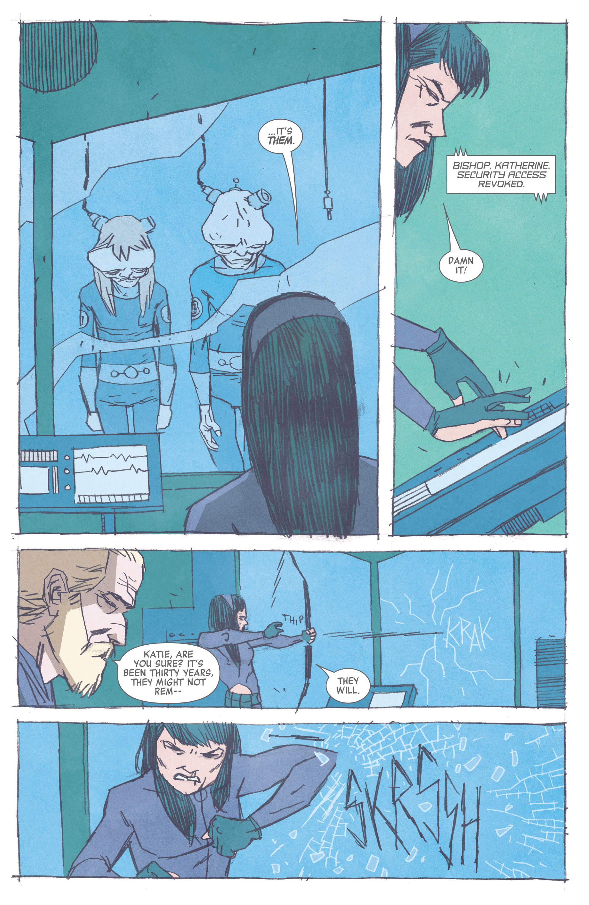 Read online All-New Hawkeye (2016) comic -  Issue #3 - 11