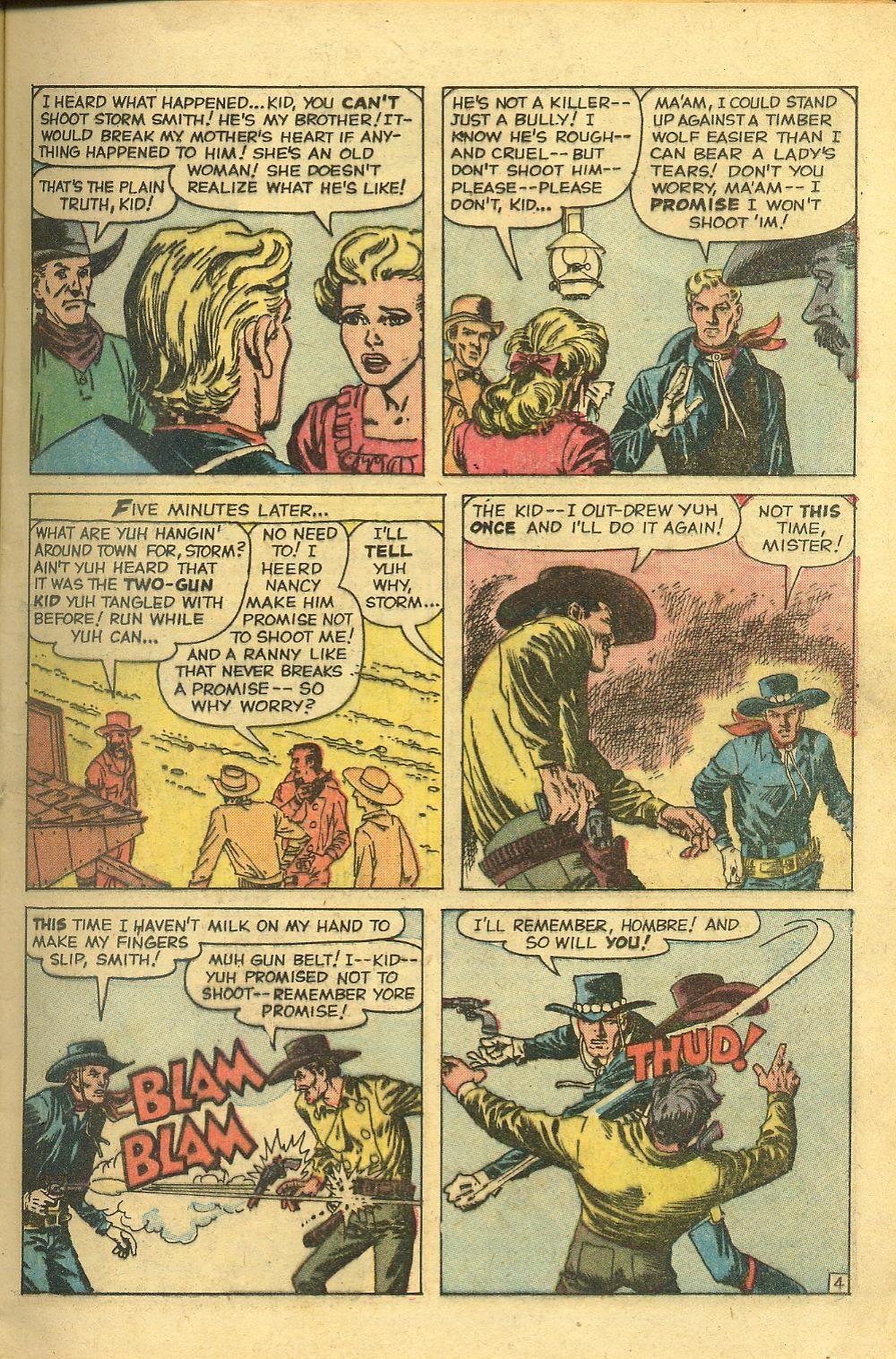 Gunsmoke Western issue 58 - Page 13