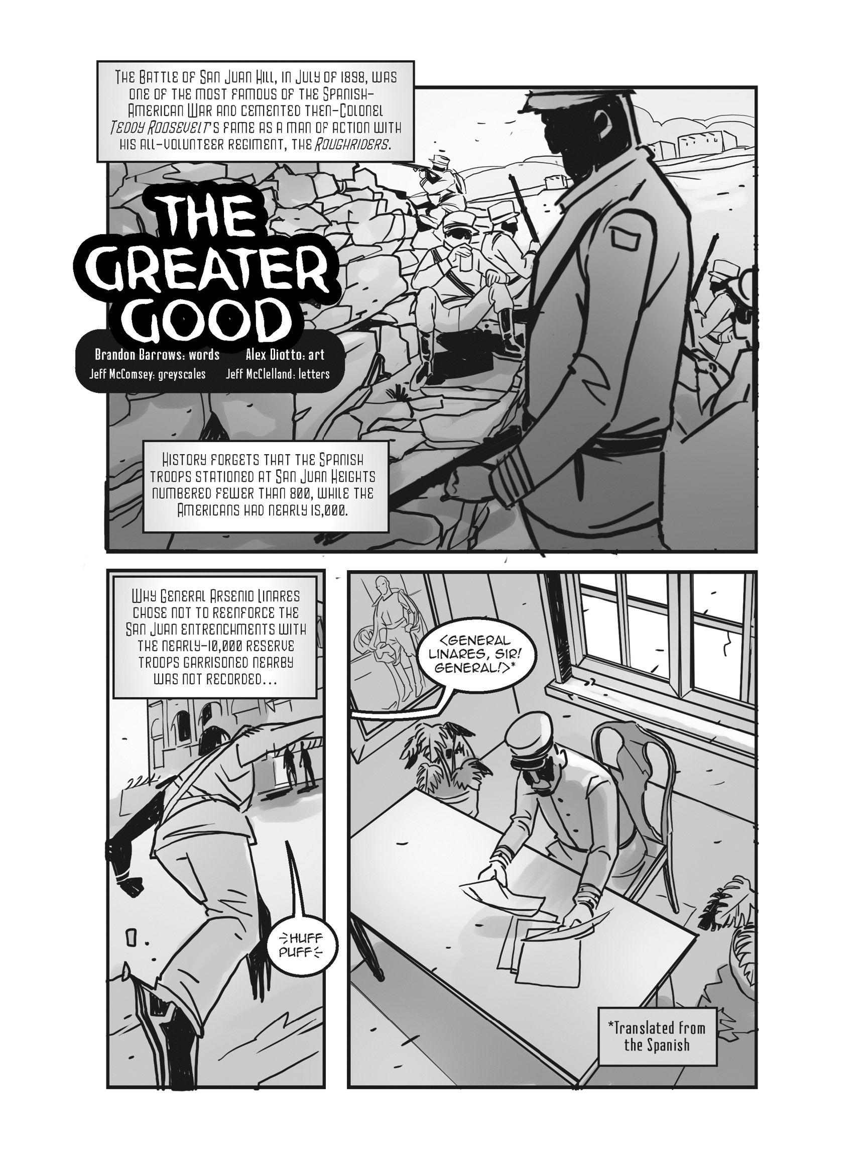 Read online FUBAR comic -  Issue #3 - 196
