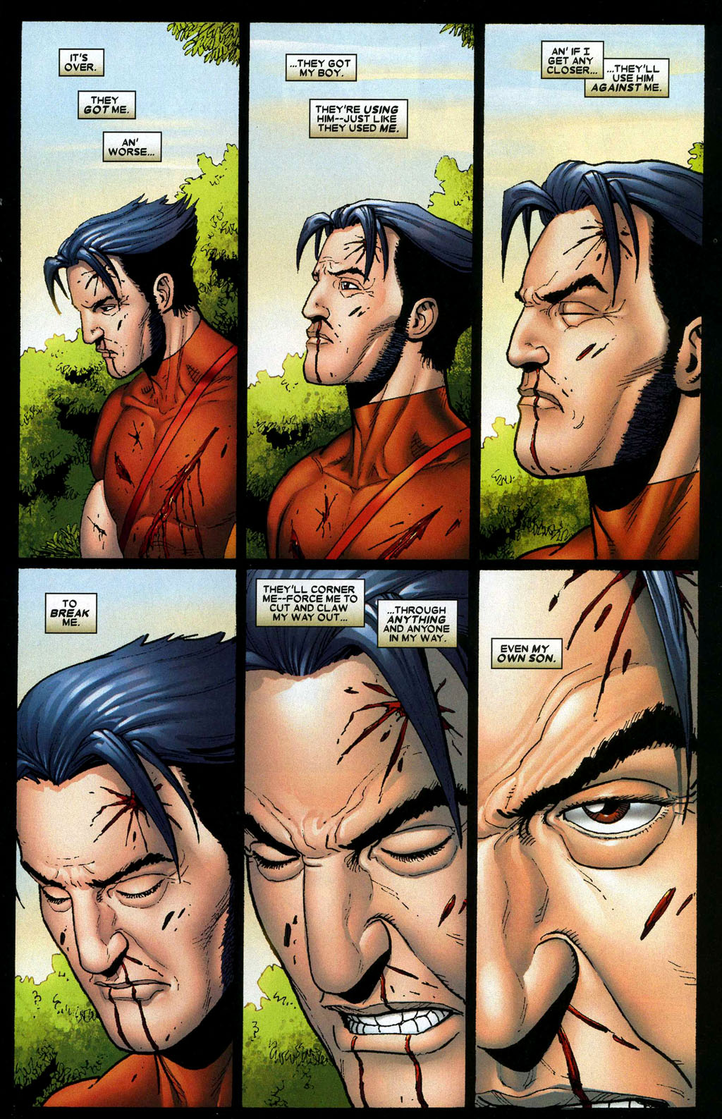 Read online Wolverine: Origins comic -  Issue #5 - 19