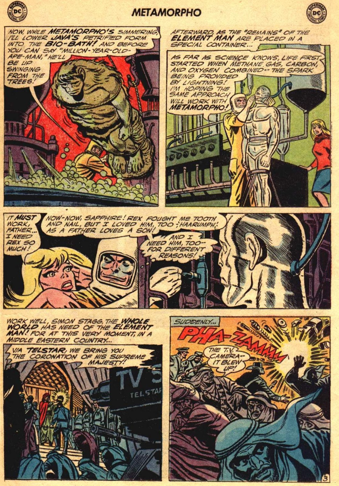 Metamorpho (1965) issue 2 - Page 4