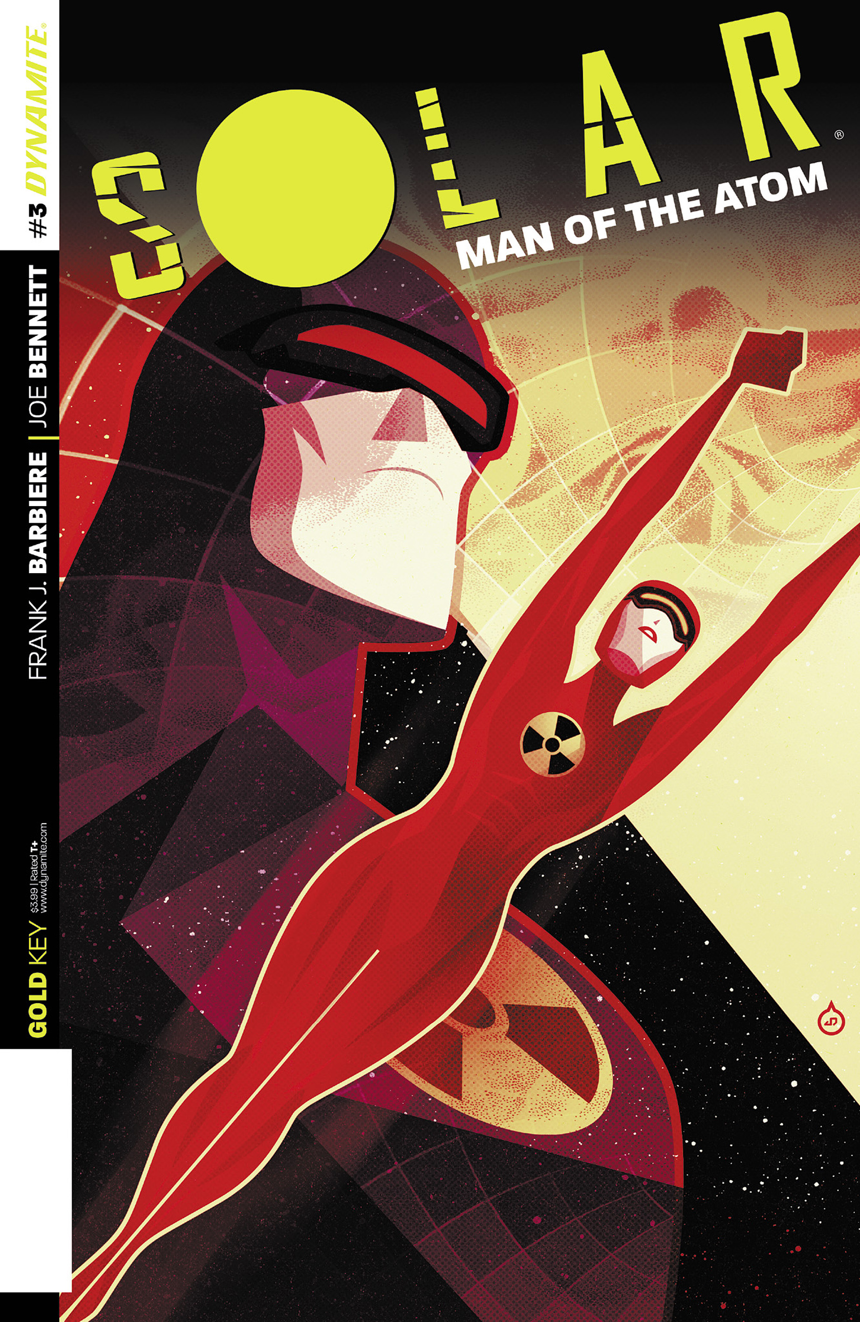 Read online Solar: Man of the Atom (2014) comic -  Issue #3 - 1