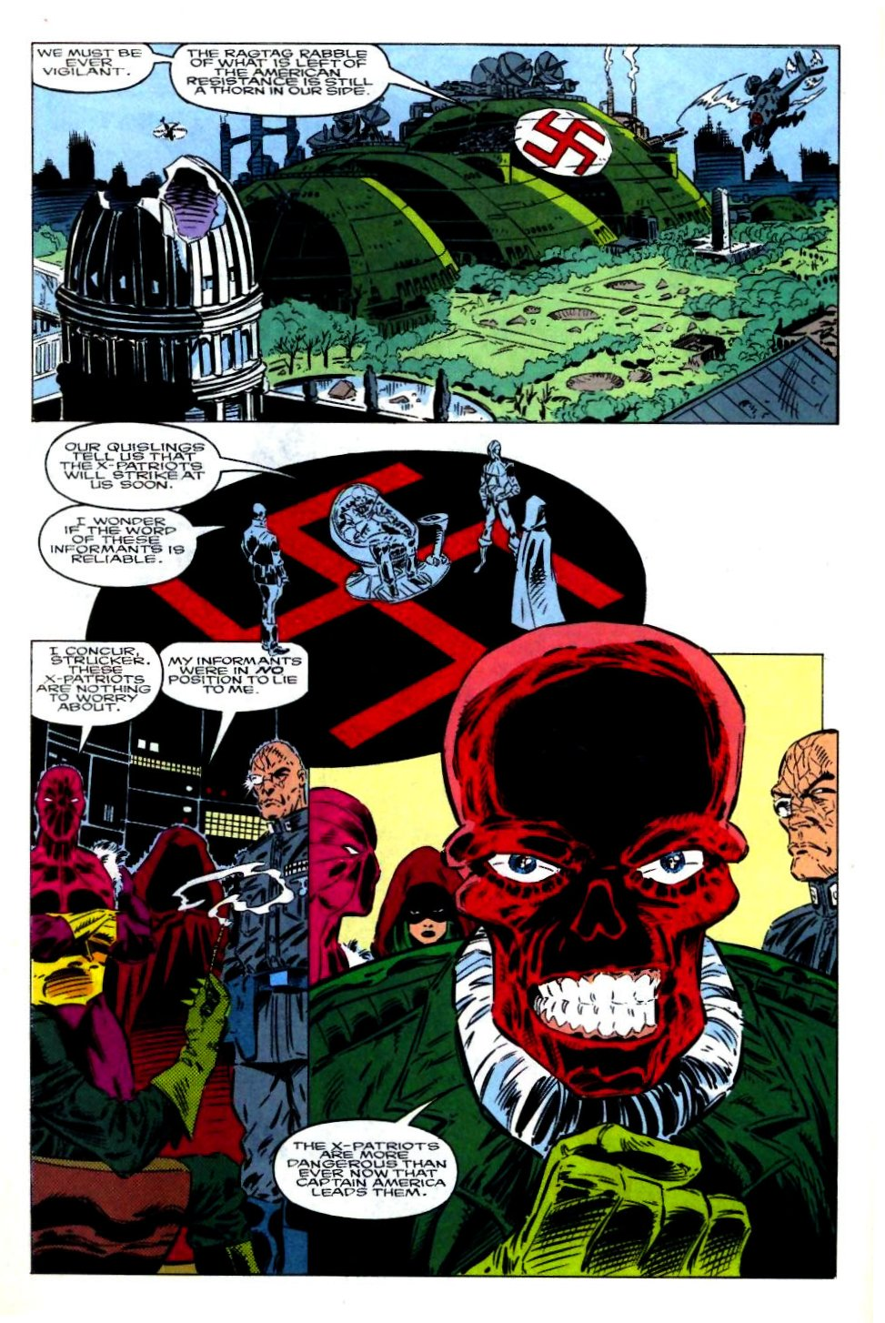 What If...? (1989) issue 68 - Page 17