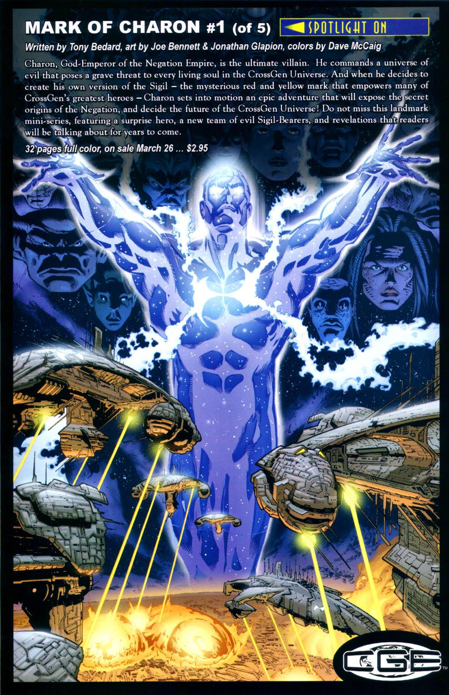 Read online Sigil (2000) comic -  Issue #33 - 25