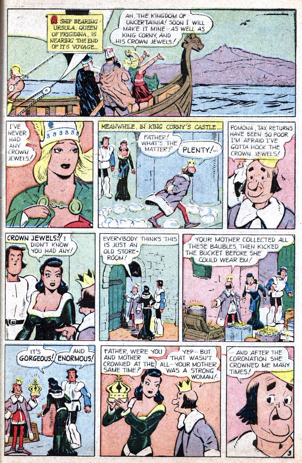 Read online Famous Funnies comic -  Issue #184 - 41