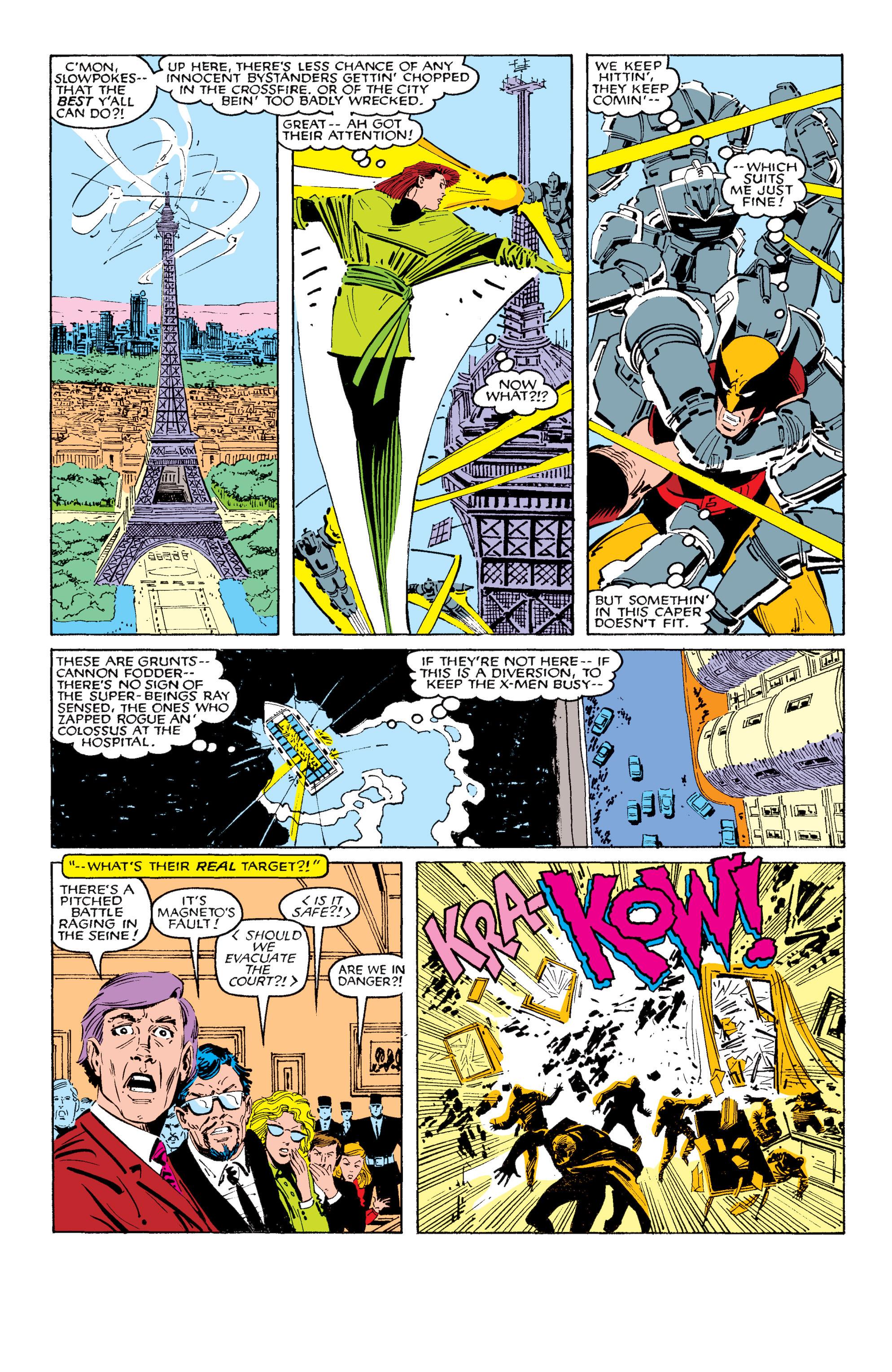 Read online Uncanny X-Men (1963) comic -  Issue #200 - 31
