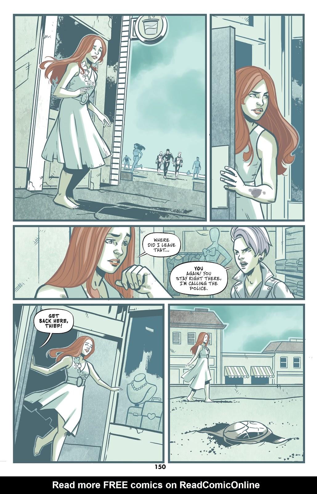 Read online Mera: Tidebreaker comic -  Issue # TPB (Part 2) - 50