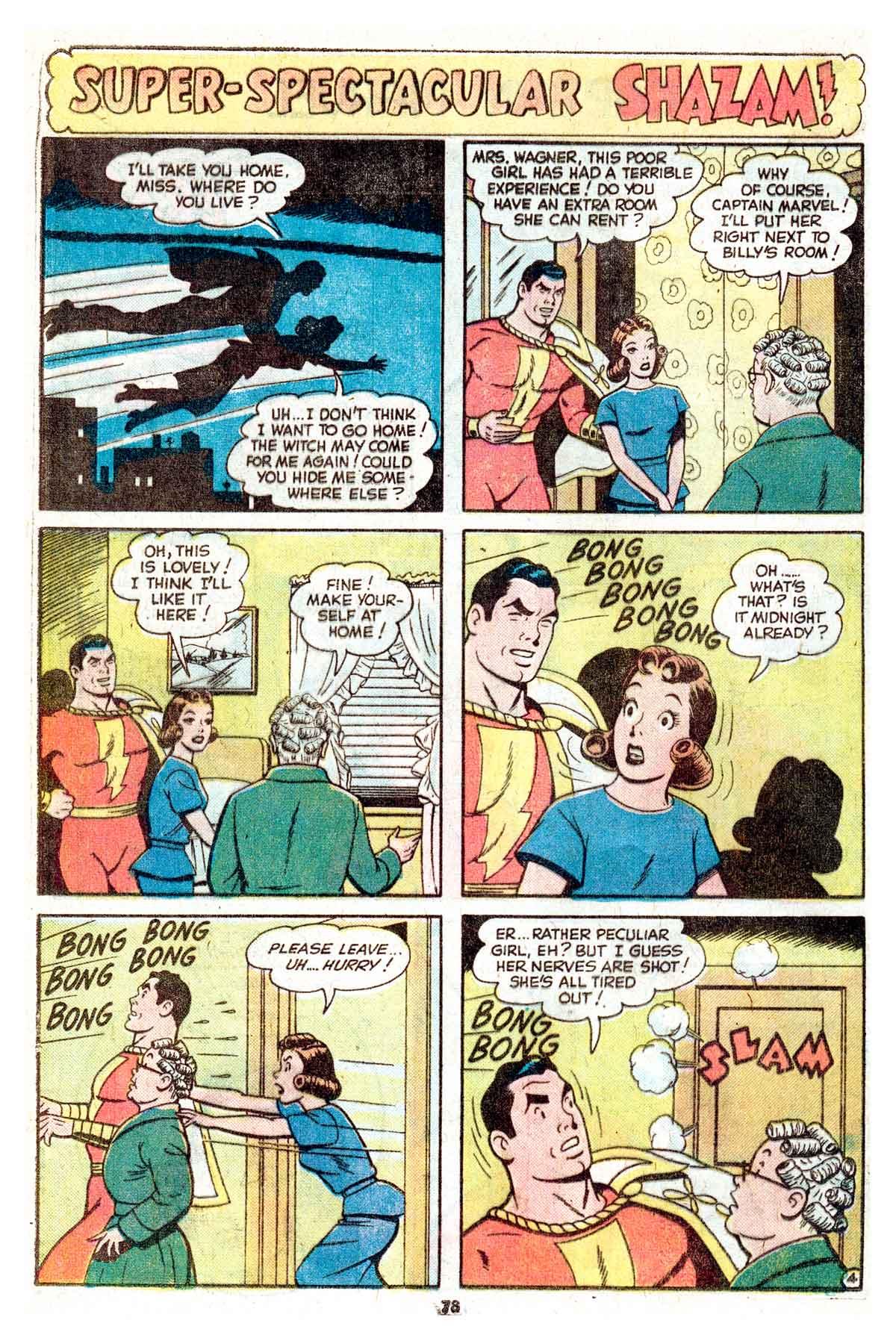 Read online Shazam! (1973) comic -  Issue #17 - 78