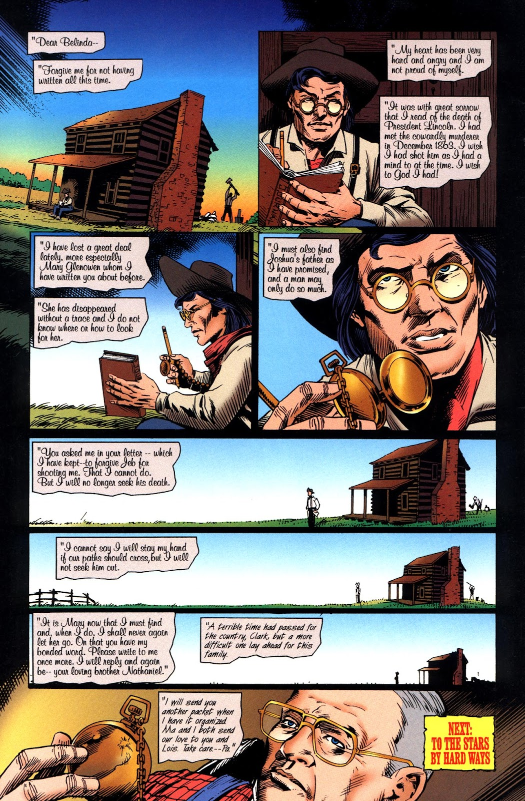 The Kents issue 8 - Page 23