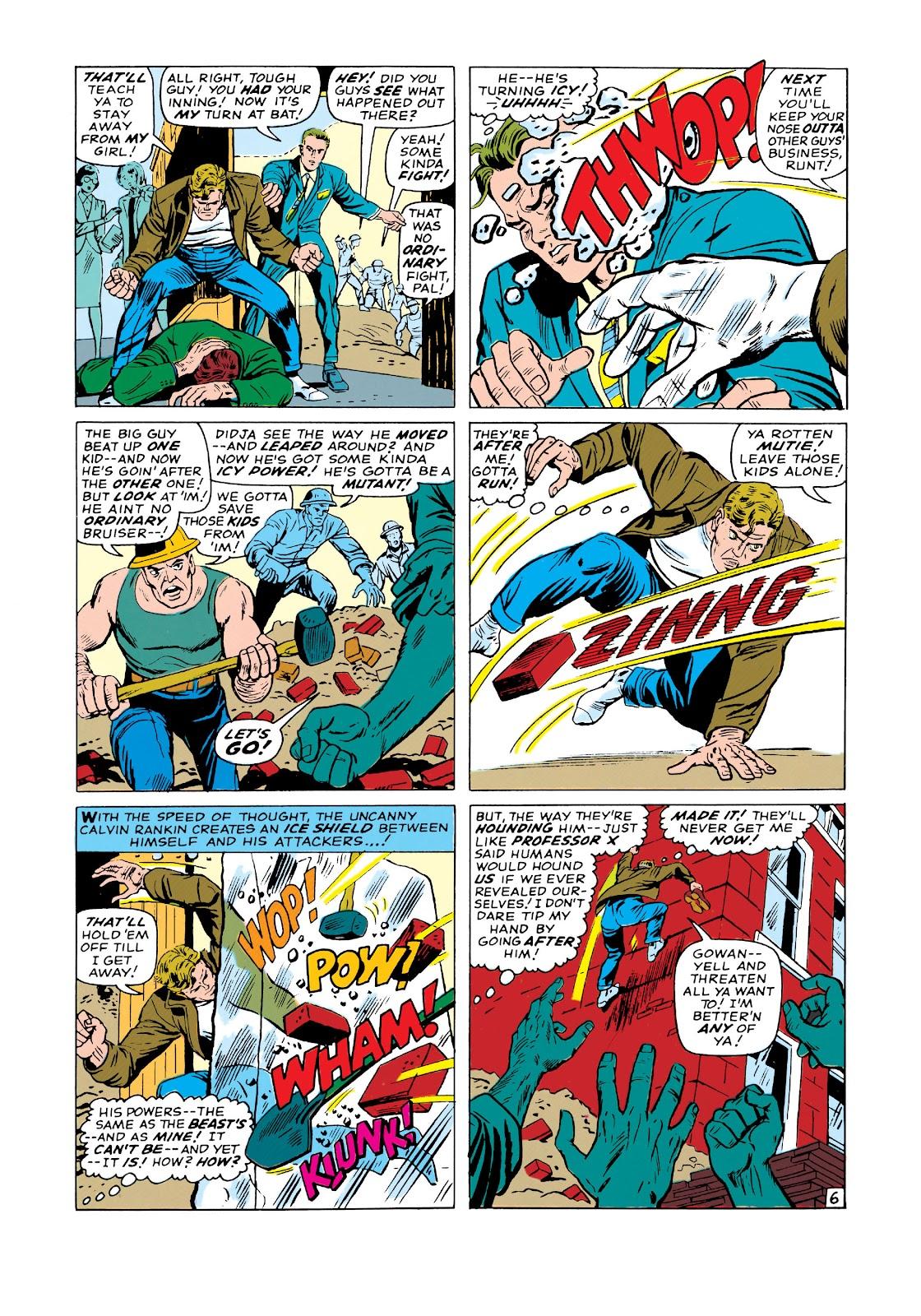 Uncanny X-Men (1963) issue 19 - Page 7