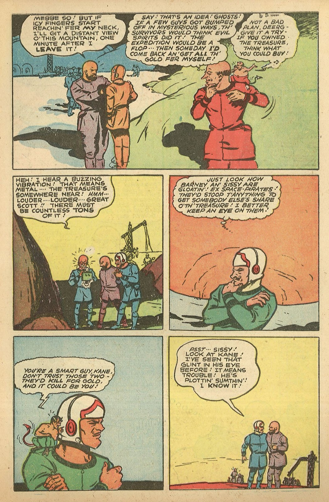 Read online Famous Funnies comic -  Issue #148 - 5