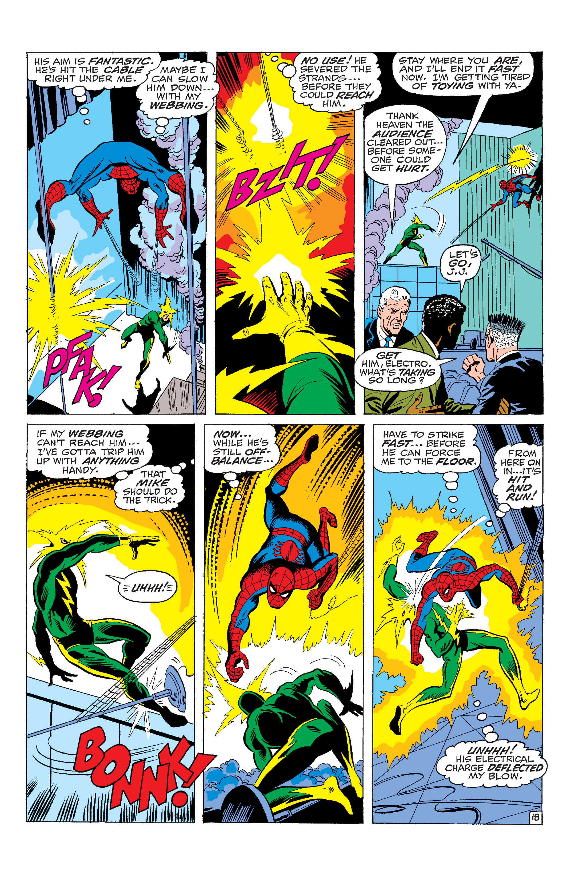 The Amazing Spider-Man (1963) 82 Page 18