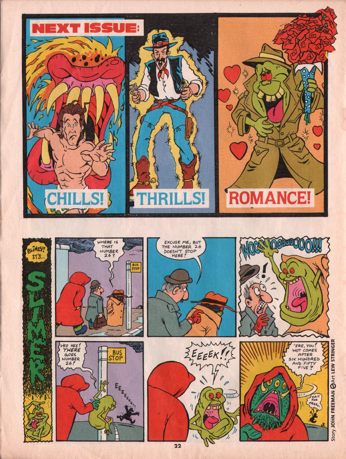 The Real Ghostbusters Issue #5 #7 - English 22