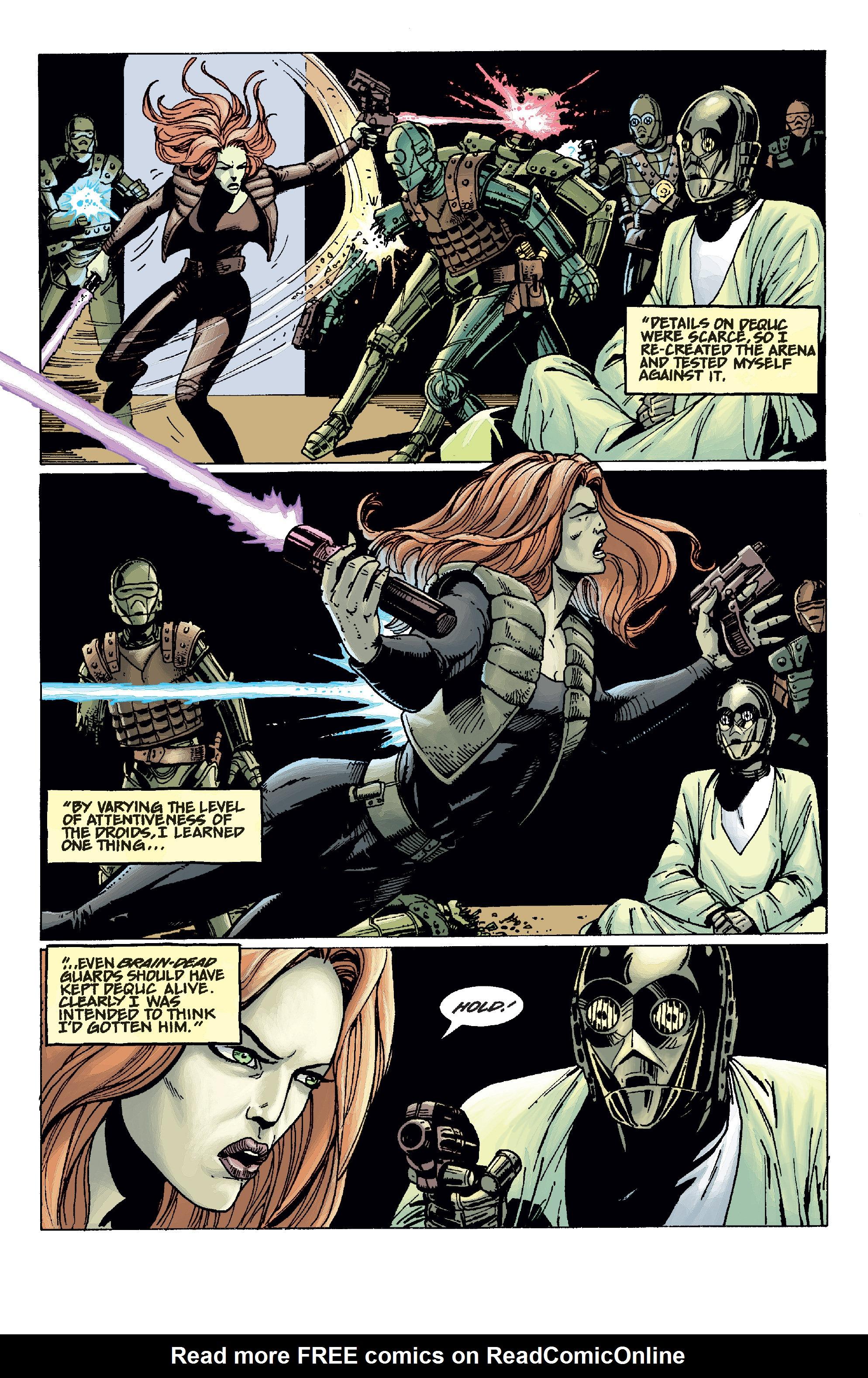 Read online Star Wars Omnibus comic -  Issue # Vol. 11 - 196