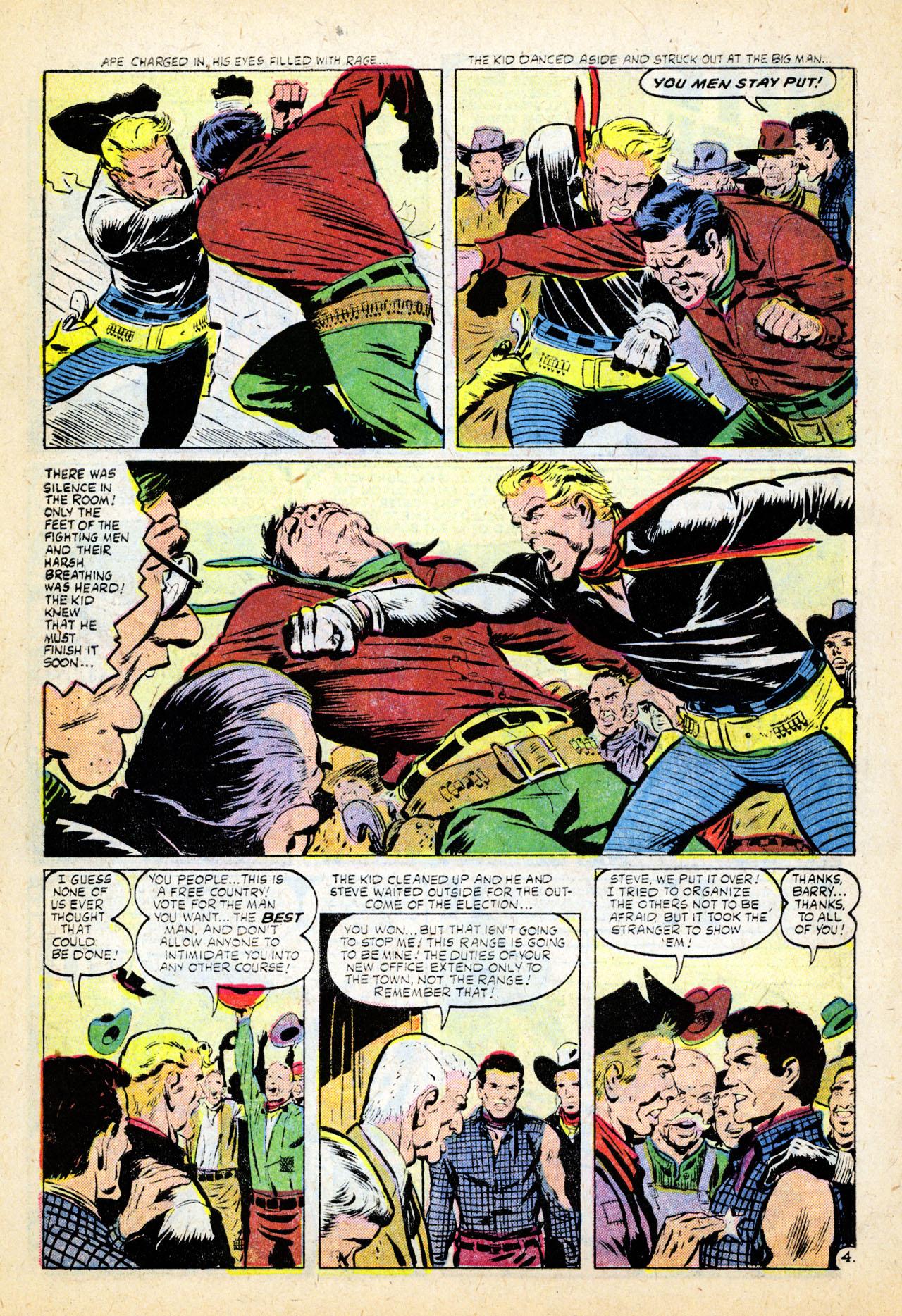 Read online Two-Gun Kid comic -  Issue #26 - 6