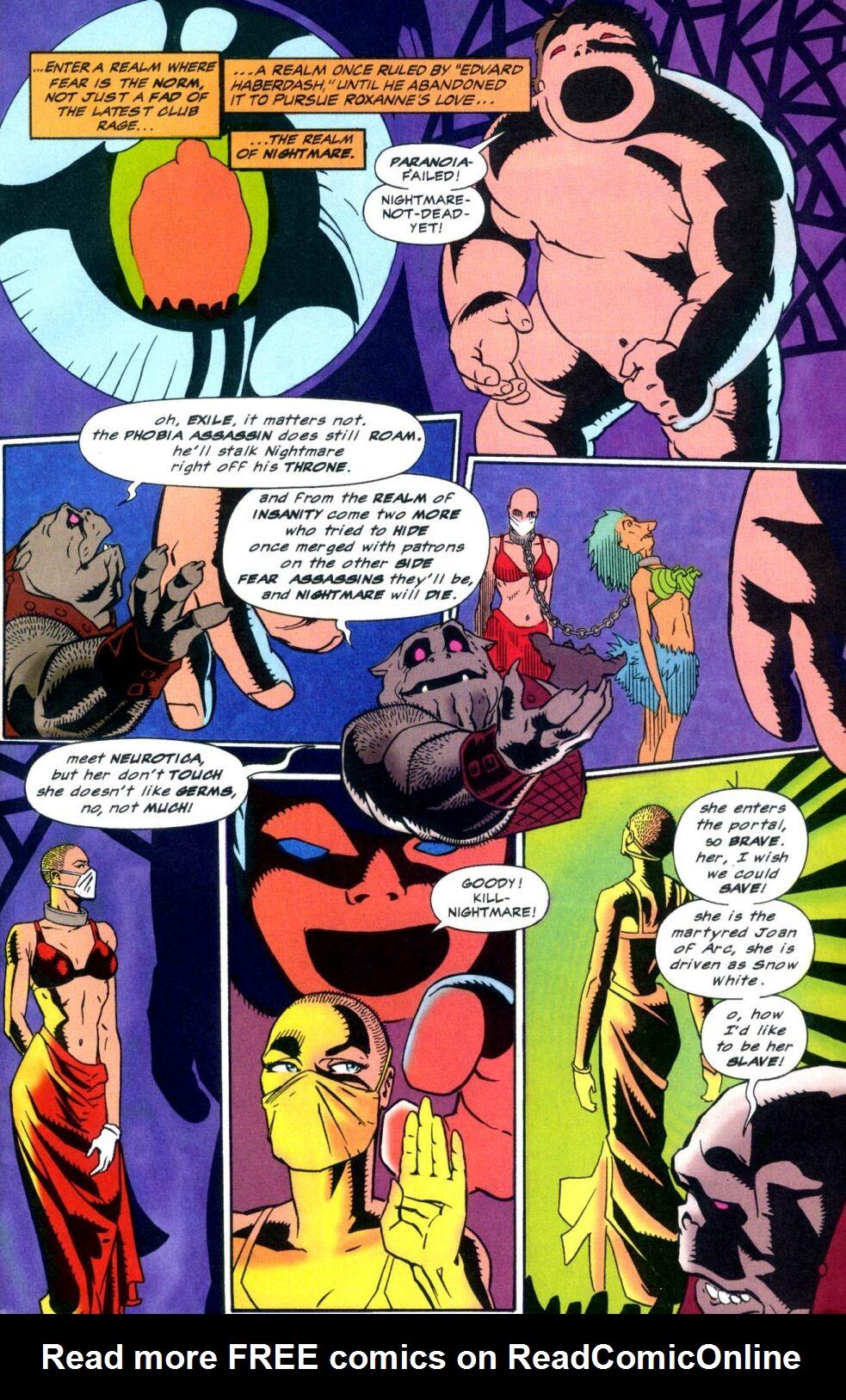 Read online Nightmare comic -  Issue #4 - 4