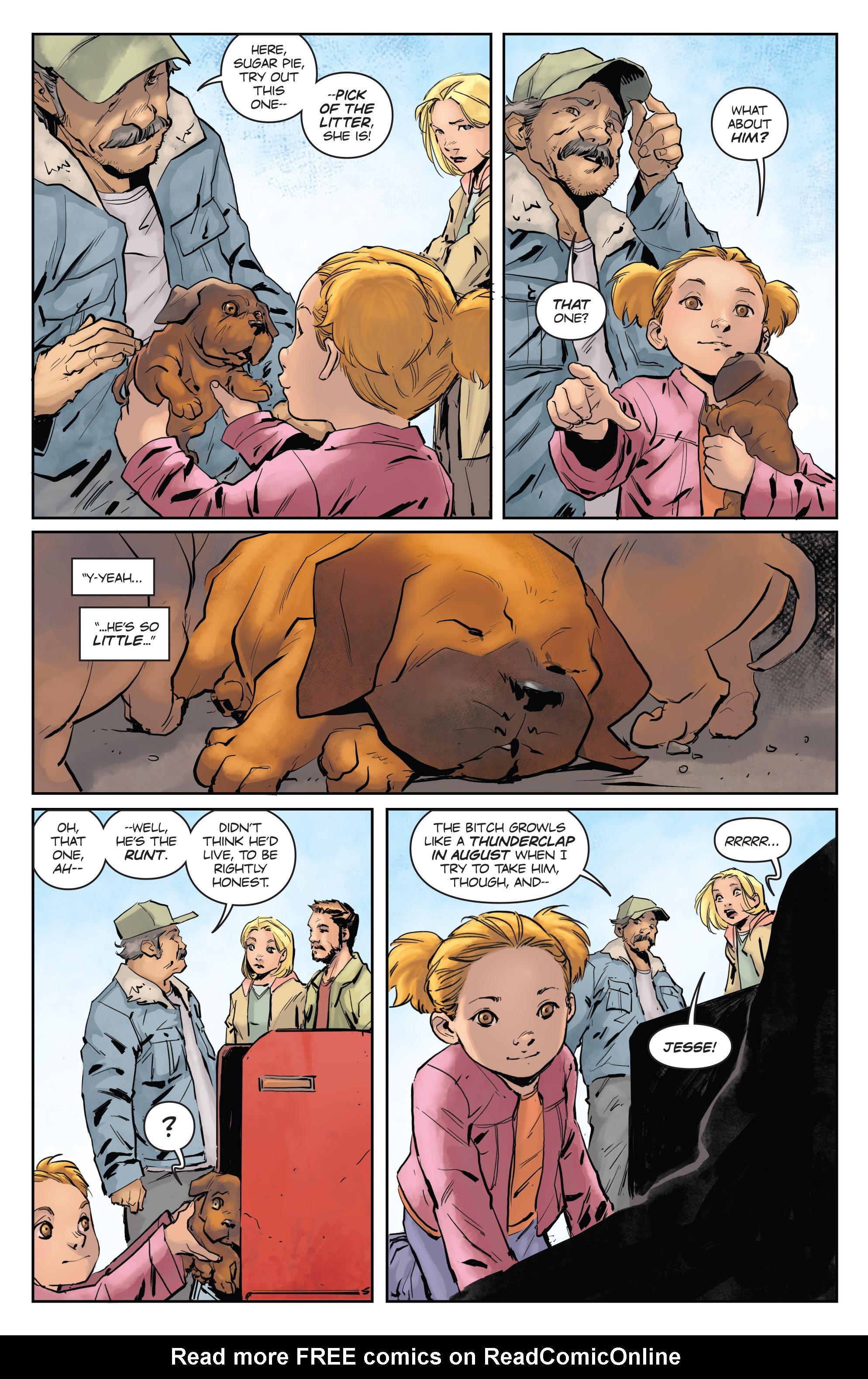 Read online Animosity comic -  Issue #3 - 4