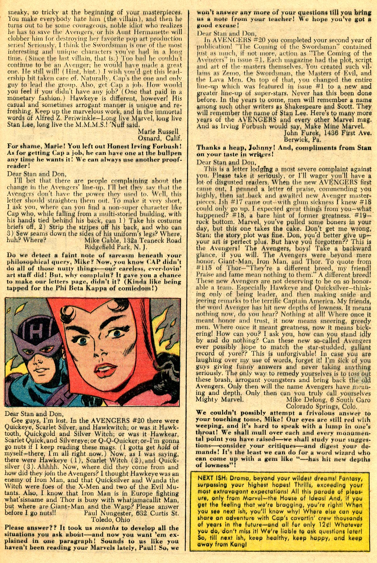 The Avengers (1963) 23 Page 32