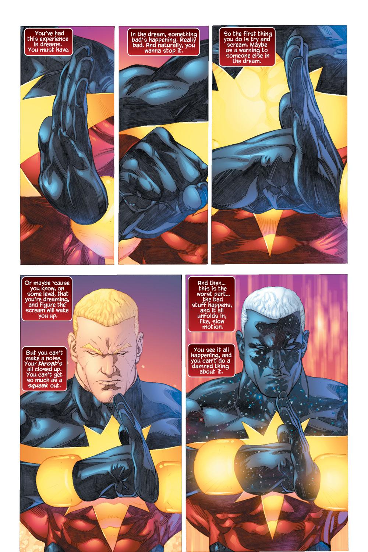 Captain Marvel (2002) Issue #1 #1 - English 2