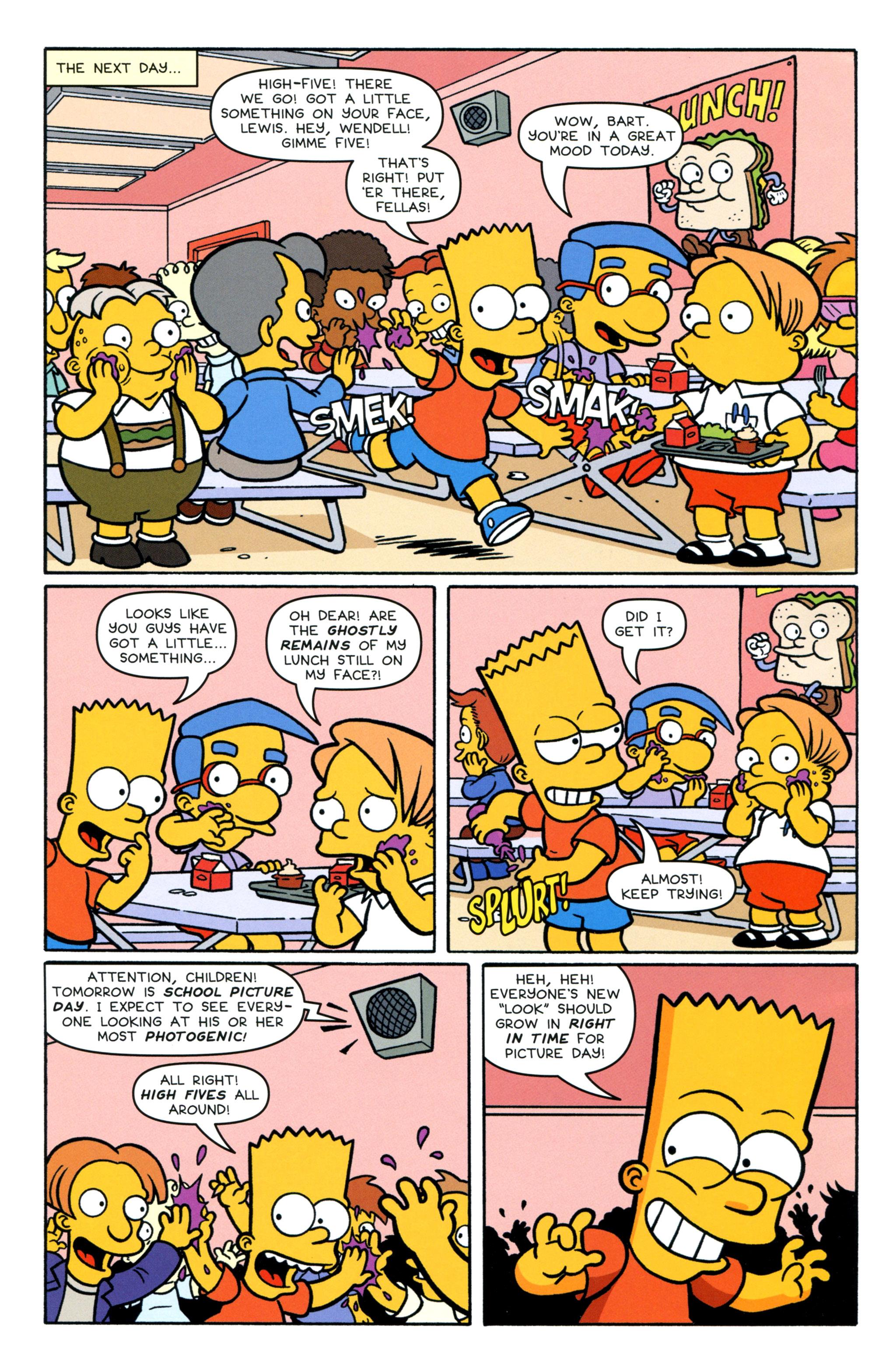 Read online Simpsons Comics Presents Bart Simpson comic -  Issue #89 - 4