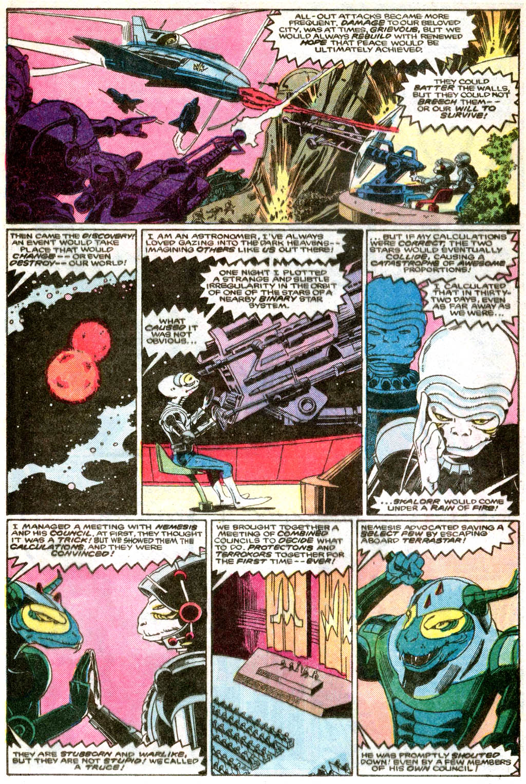Read online Robotix comic -  Issue # Full - 17