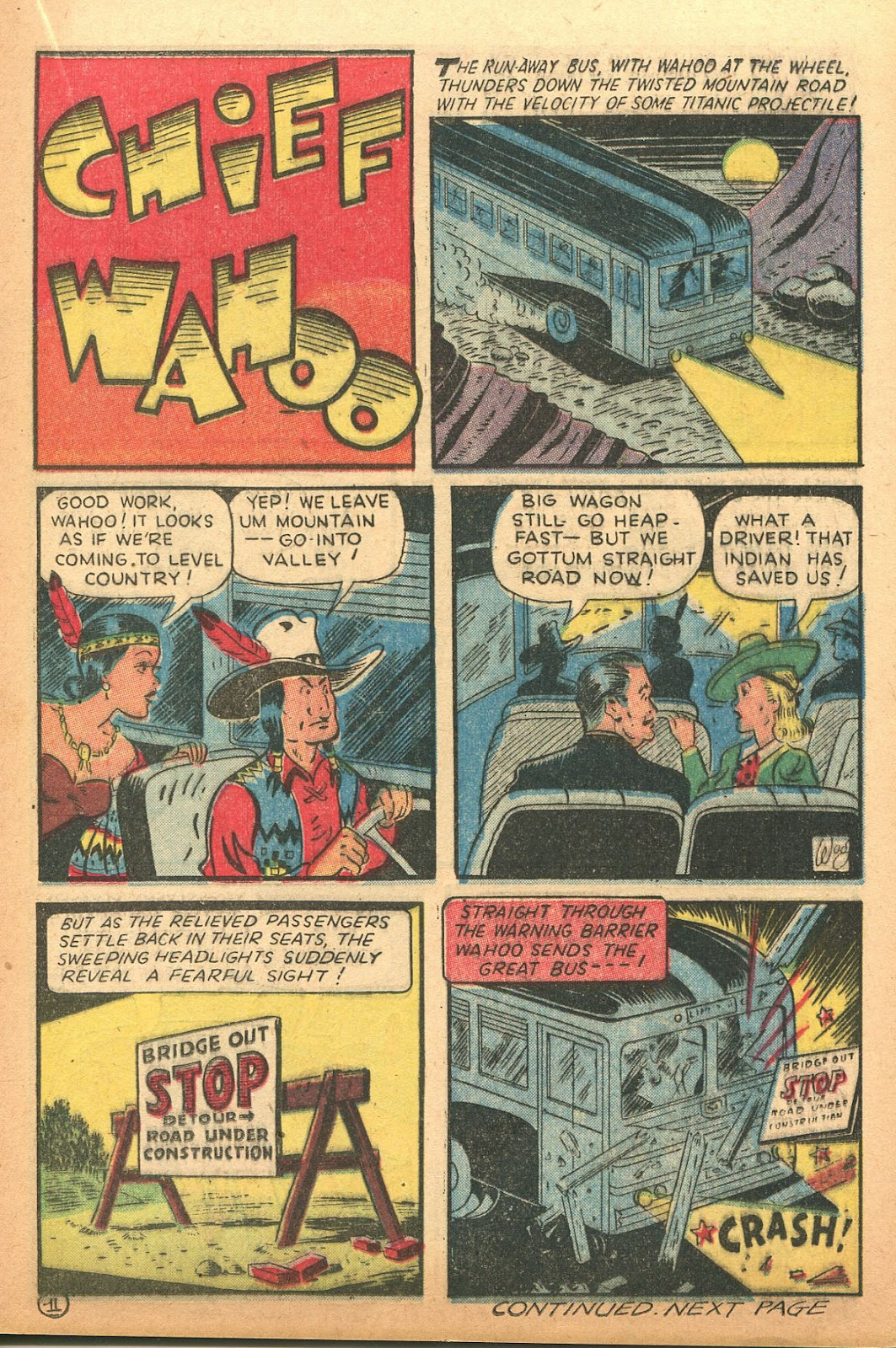 Read online Famous Funnies comic -  Issue #132 - 13
