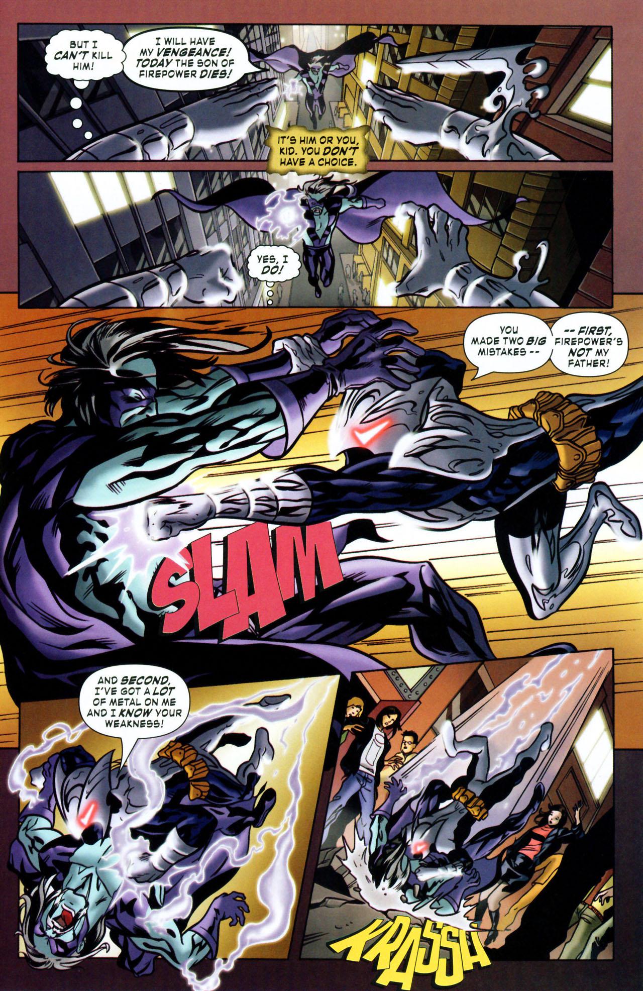 Read online ShadowHawk (2005) comic -  Issue #1 - 23