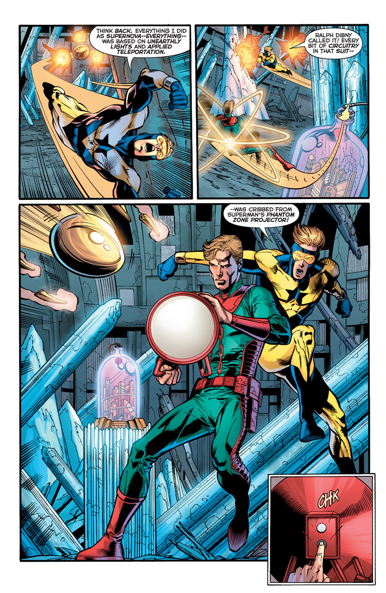 Read online 52 comic -  Issue #37 - 11