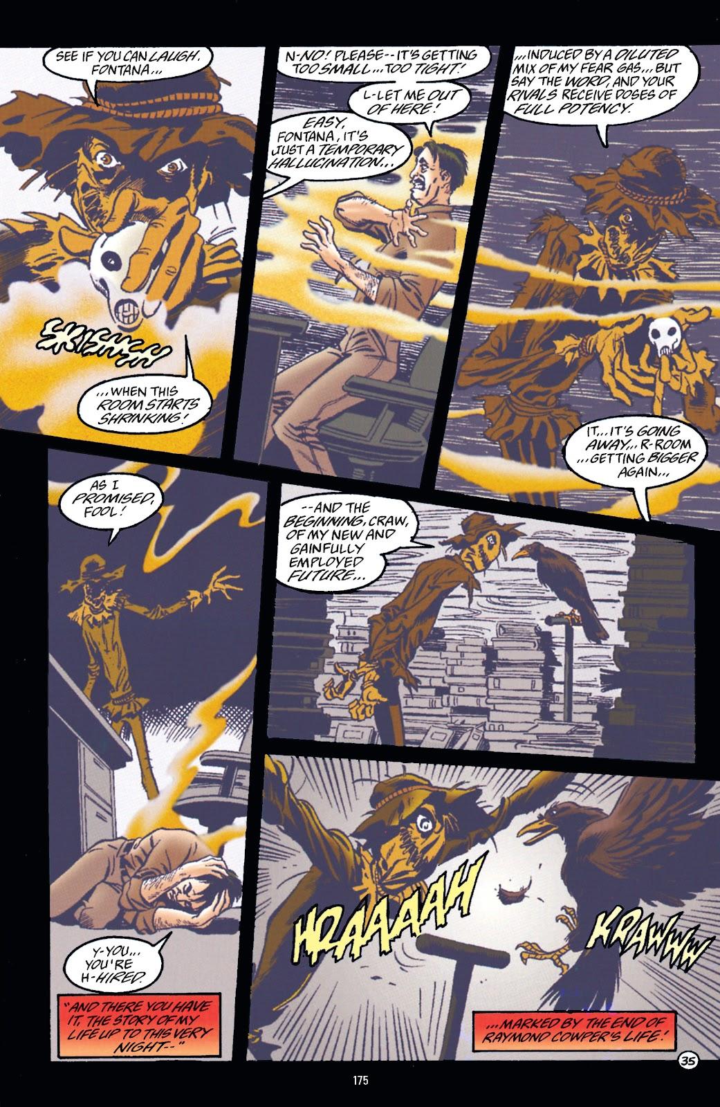 Read online Batman Arkham: Scarecrow comic -  Issue # TPB (Part 2) - 75