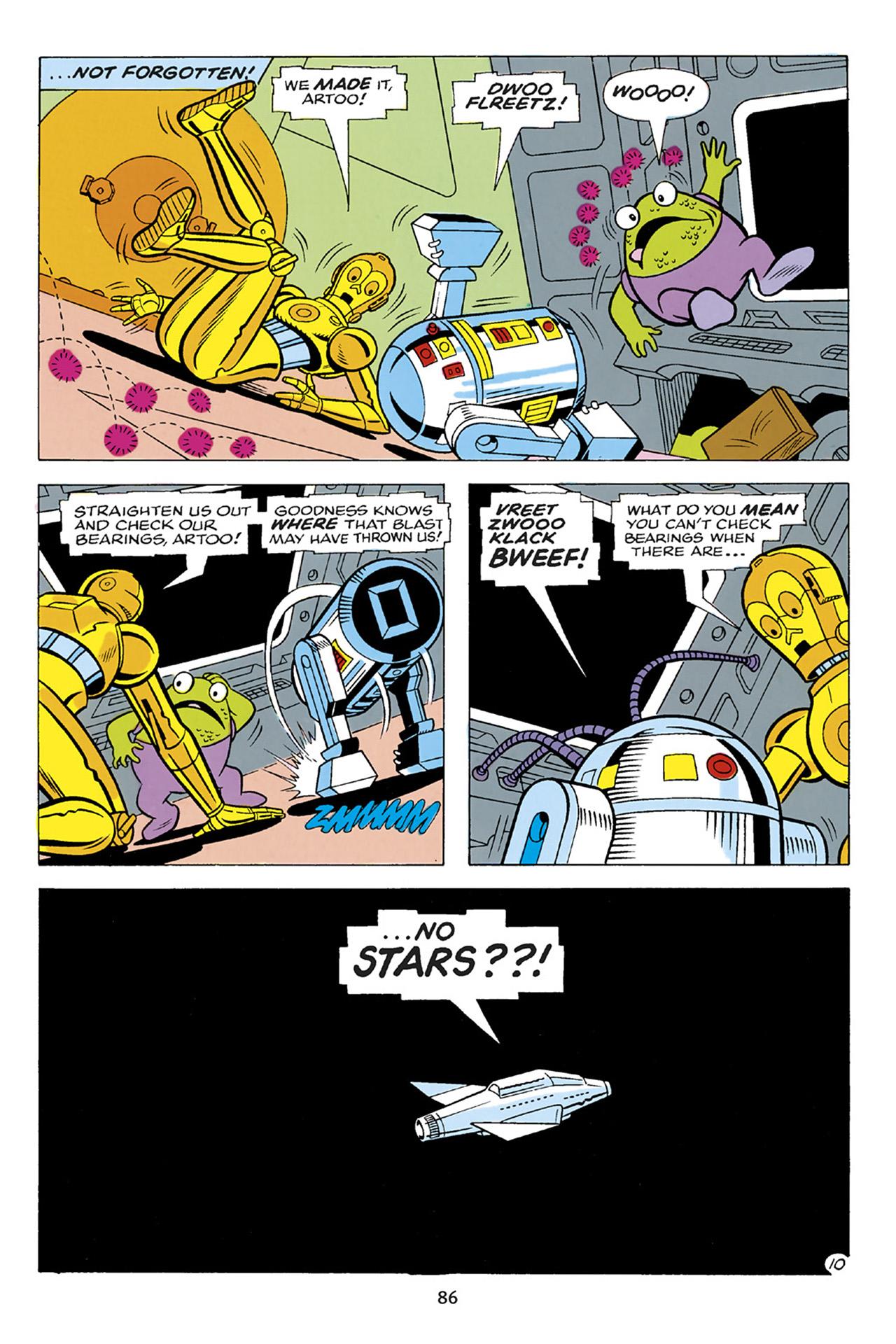 Read online Star Wars Omnibus comic -  Issue # Vol. 23 - 85