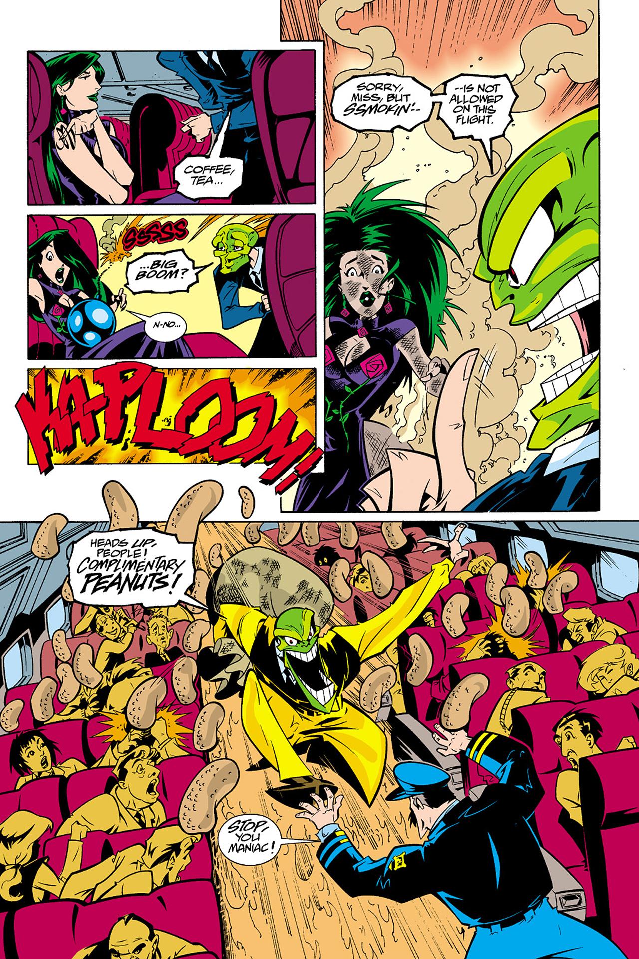 Read online Adventures Of The Mask Omnibus comic -  Issue #Adventures Of The Mask Omnibus Full - 261